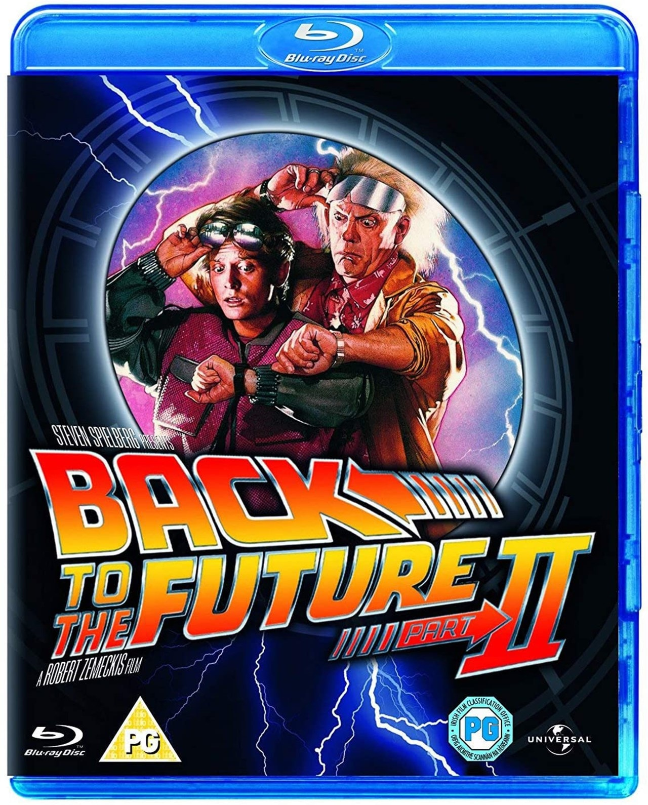 Back to the Future: Part 2 - 1