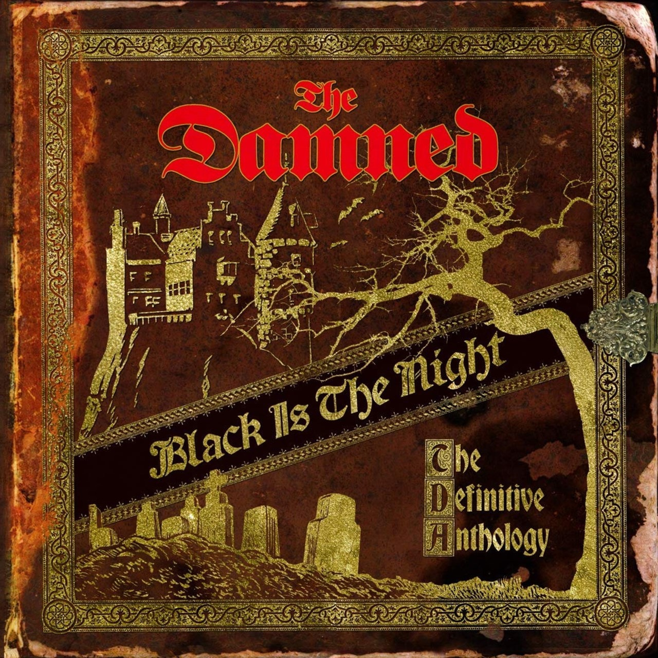 Black Is the Night: The Definitive Anthology - 1