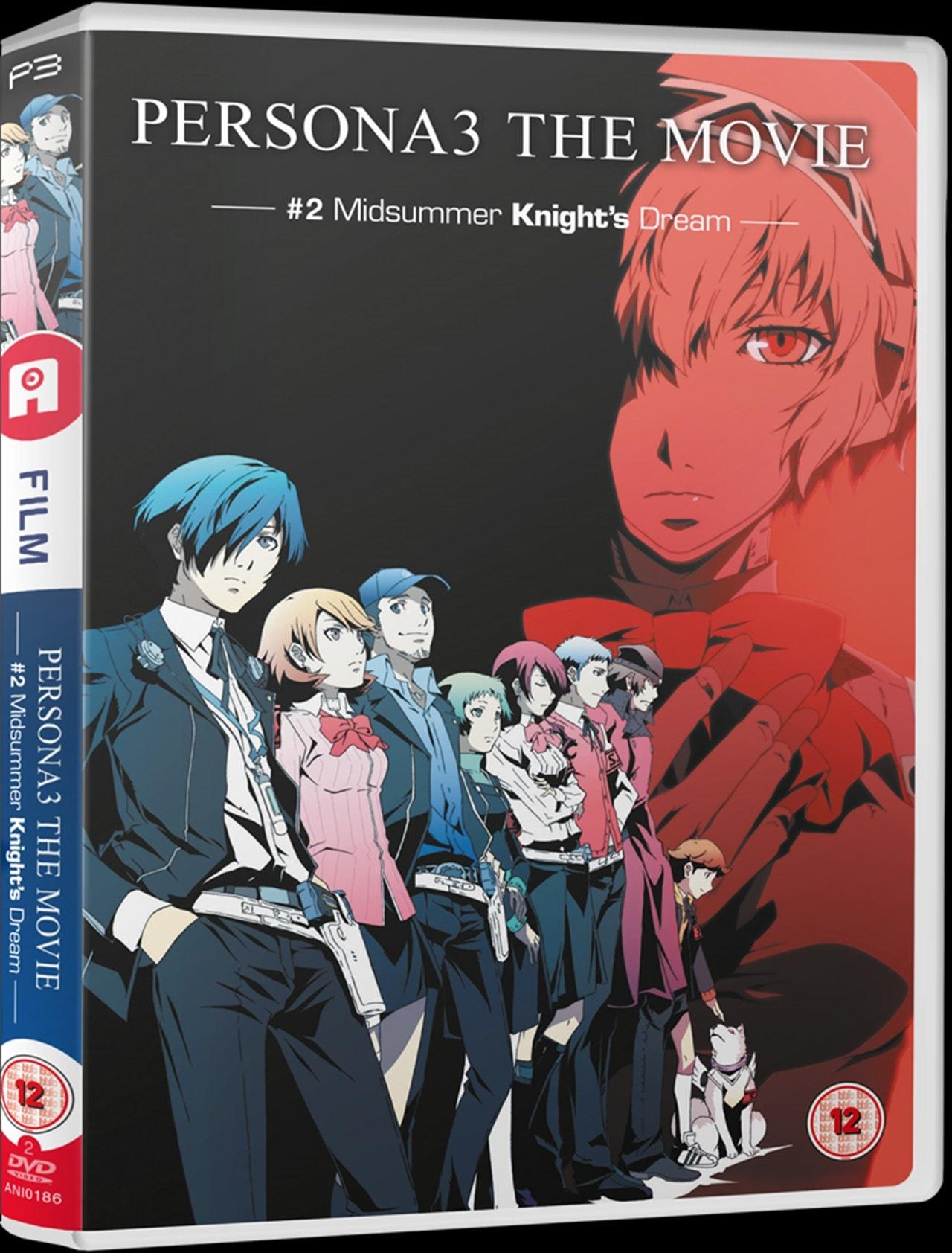 Persona 3: Movie 2 - 1