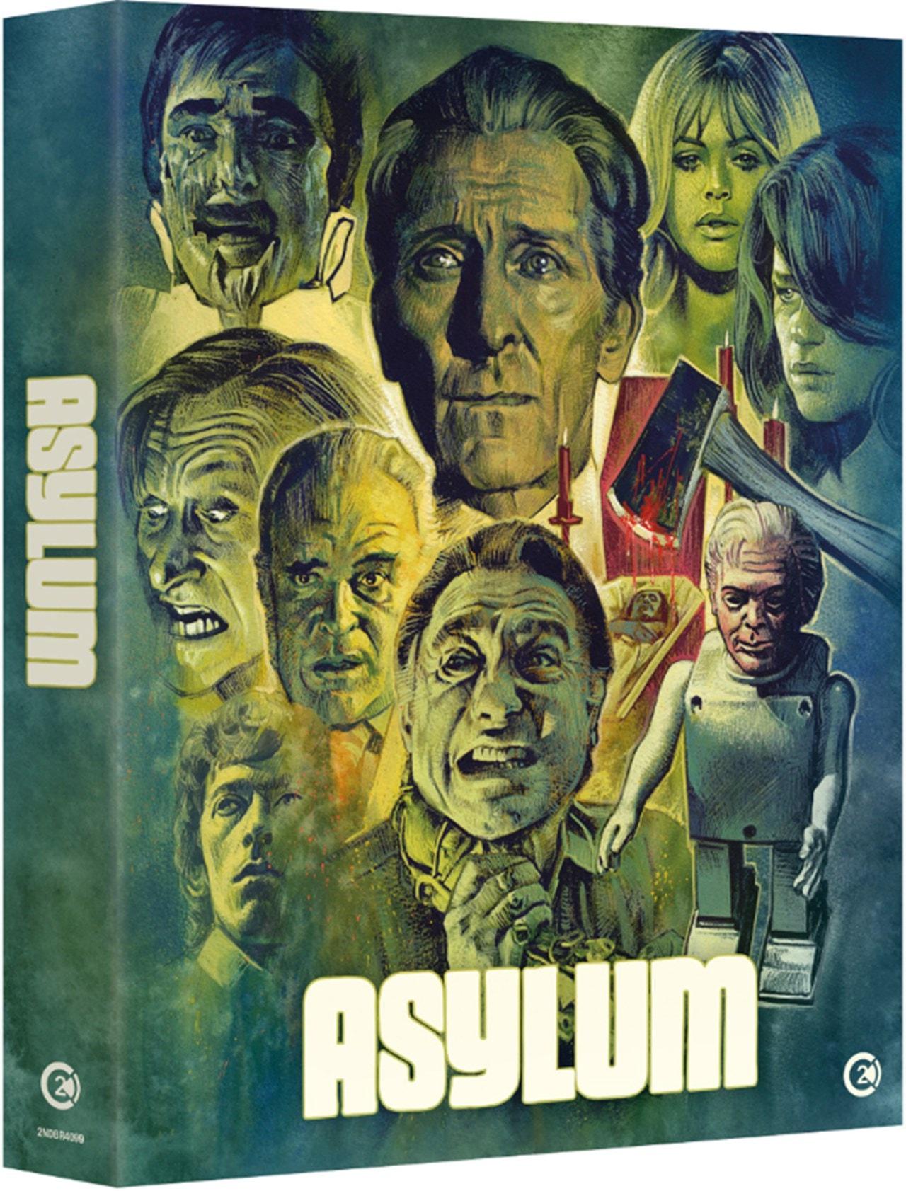 Asylum - 1