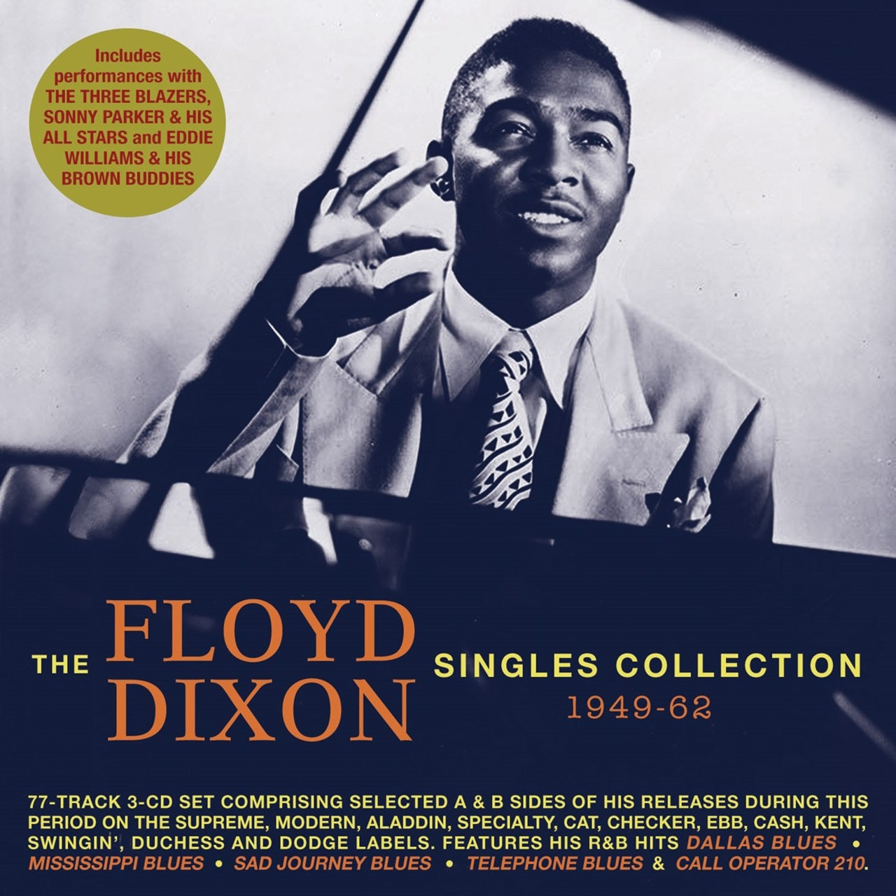 The Singles Collection: 1949-62 - 1