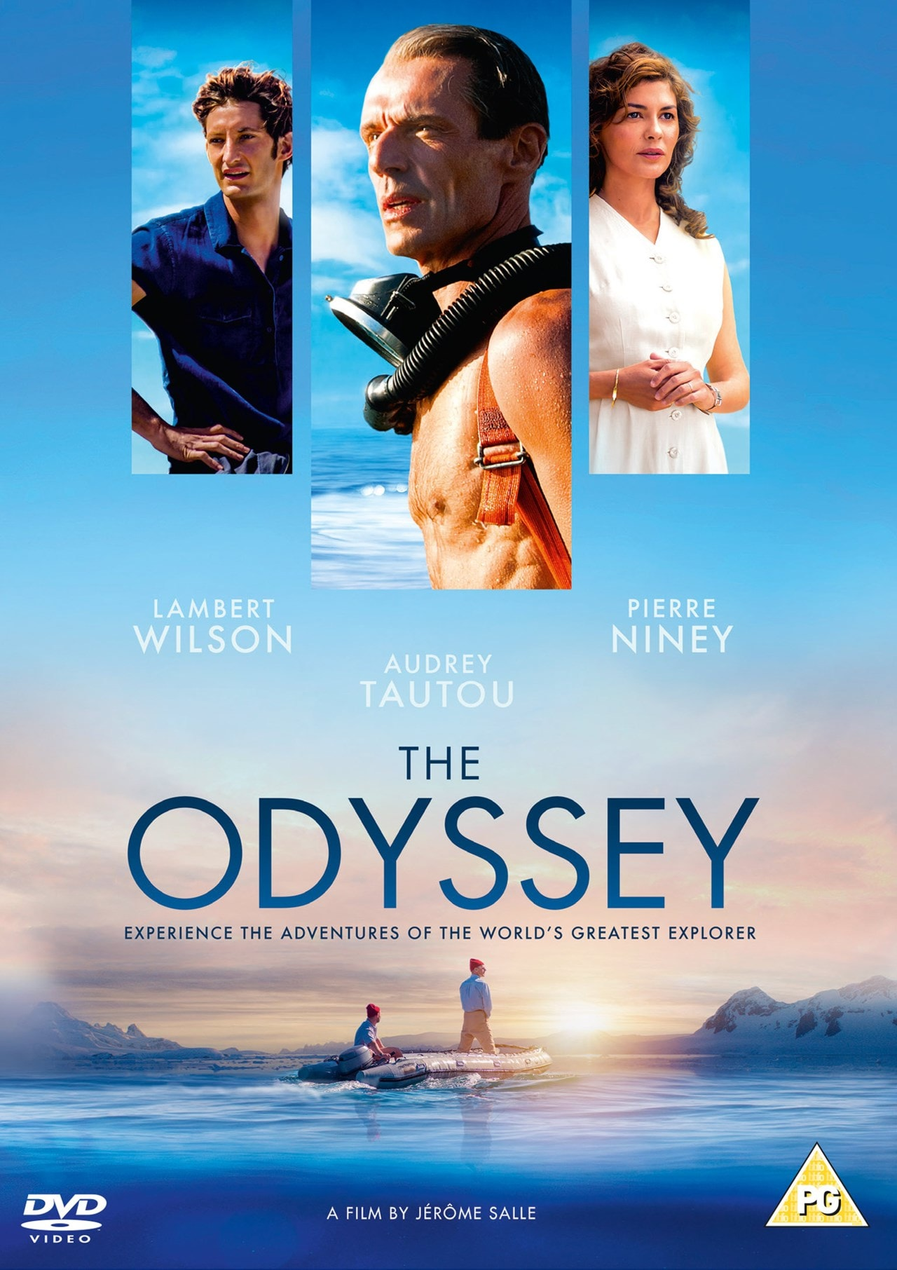 The Odyssey - 1