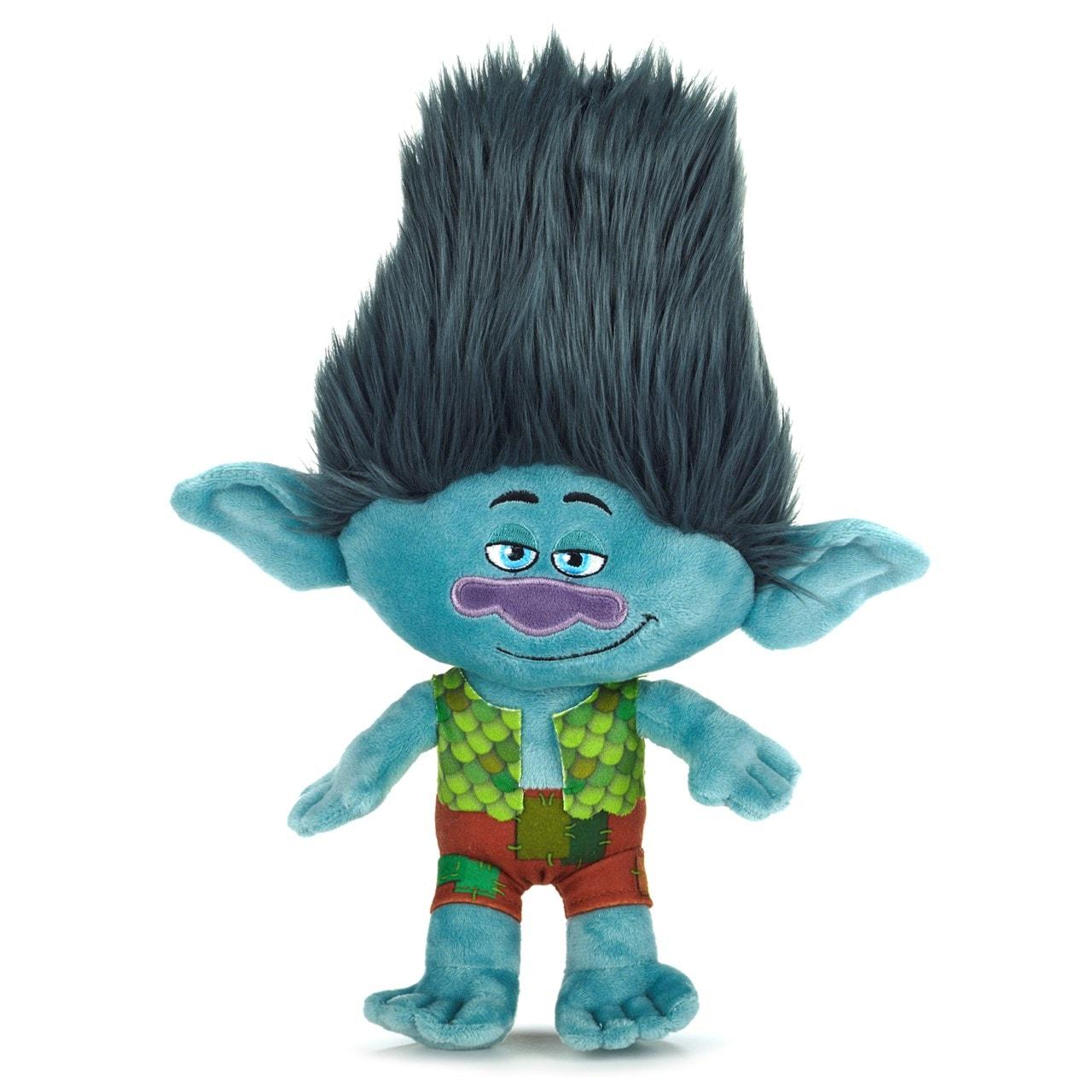 Branch 10'' Trolls: World Tour Plush Toy - 1