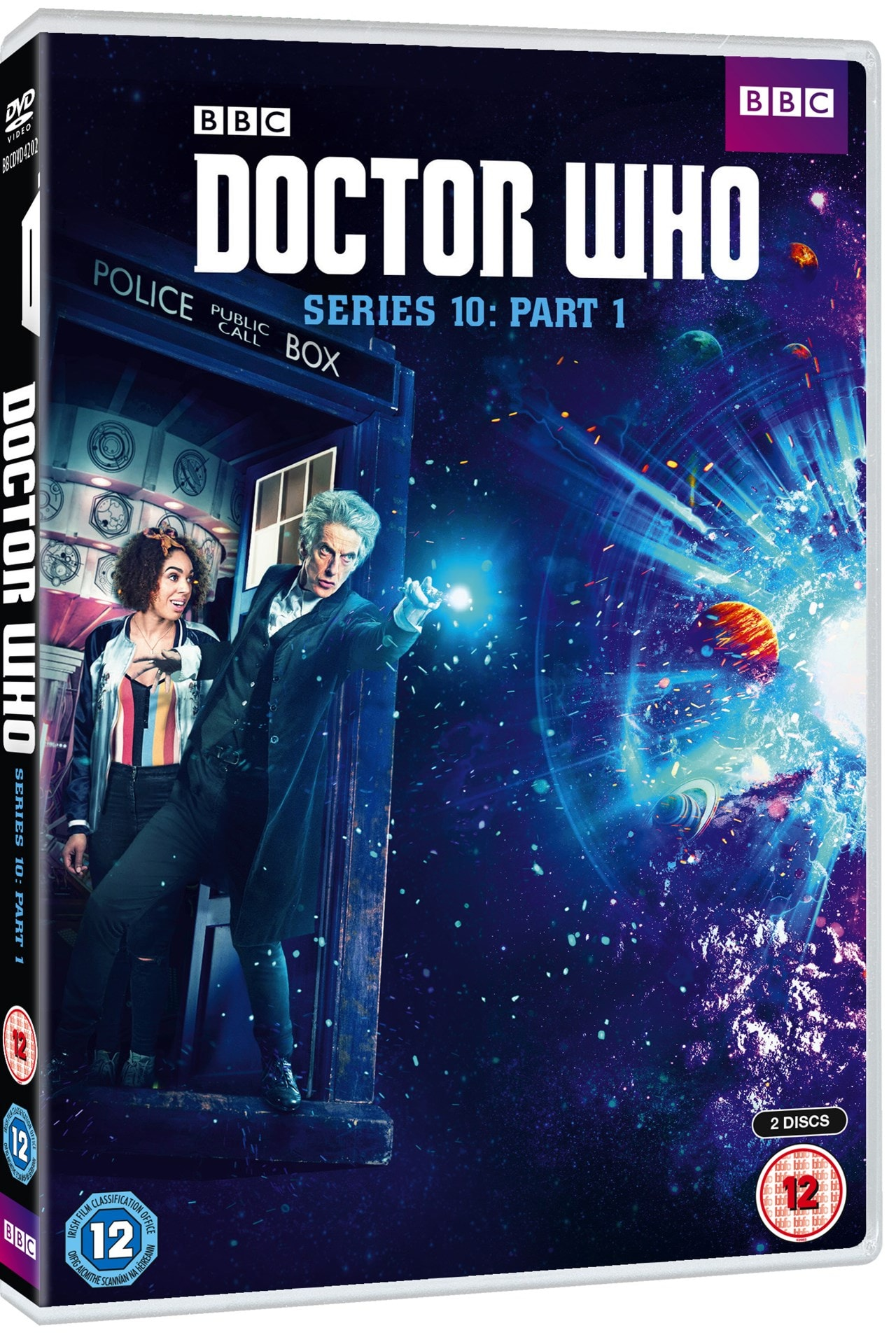 Doctor Who: Series 10 - Part 1 - 2