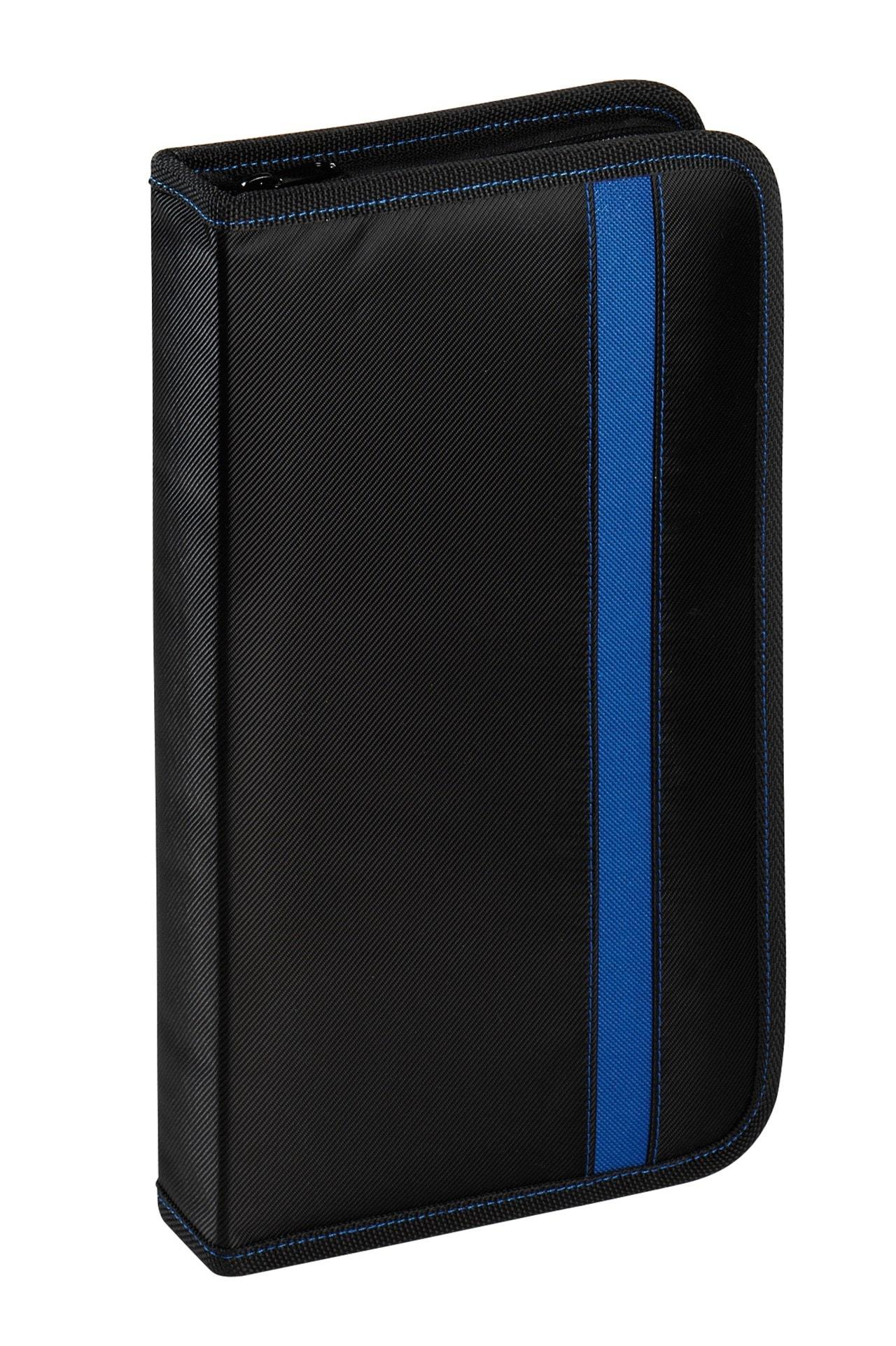 Vivanco 48 CD Wallet Black/Blue - 1