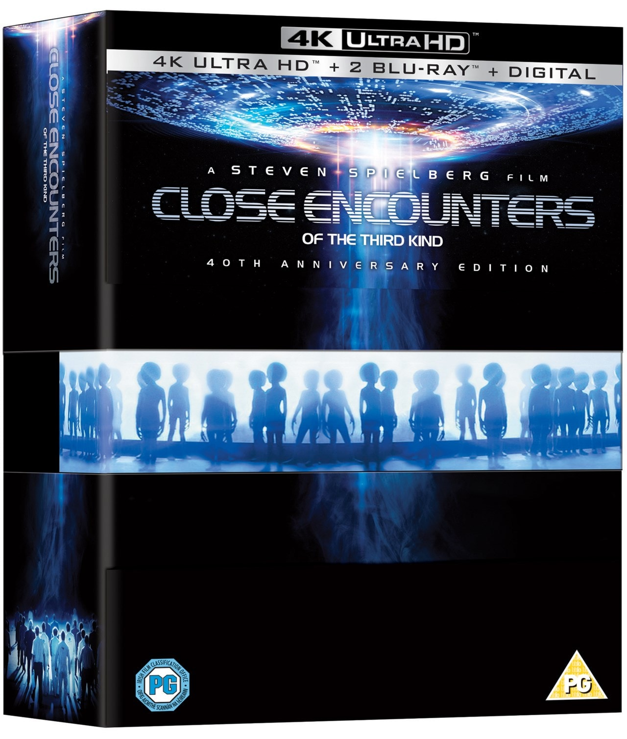 Close Encounters of the Third Kind - 2