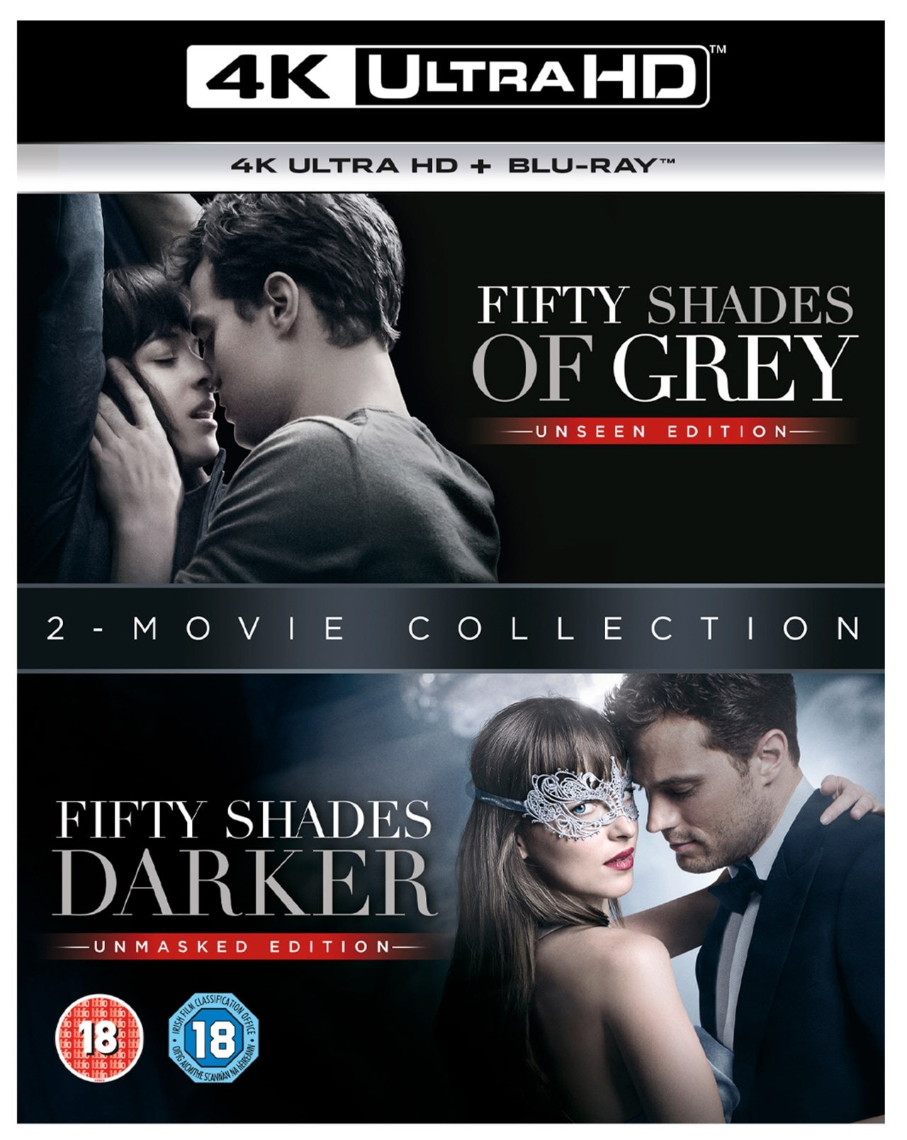 Fifty Shades: 2-movie Collection - 1