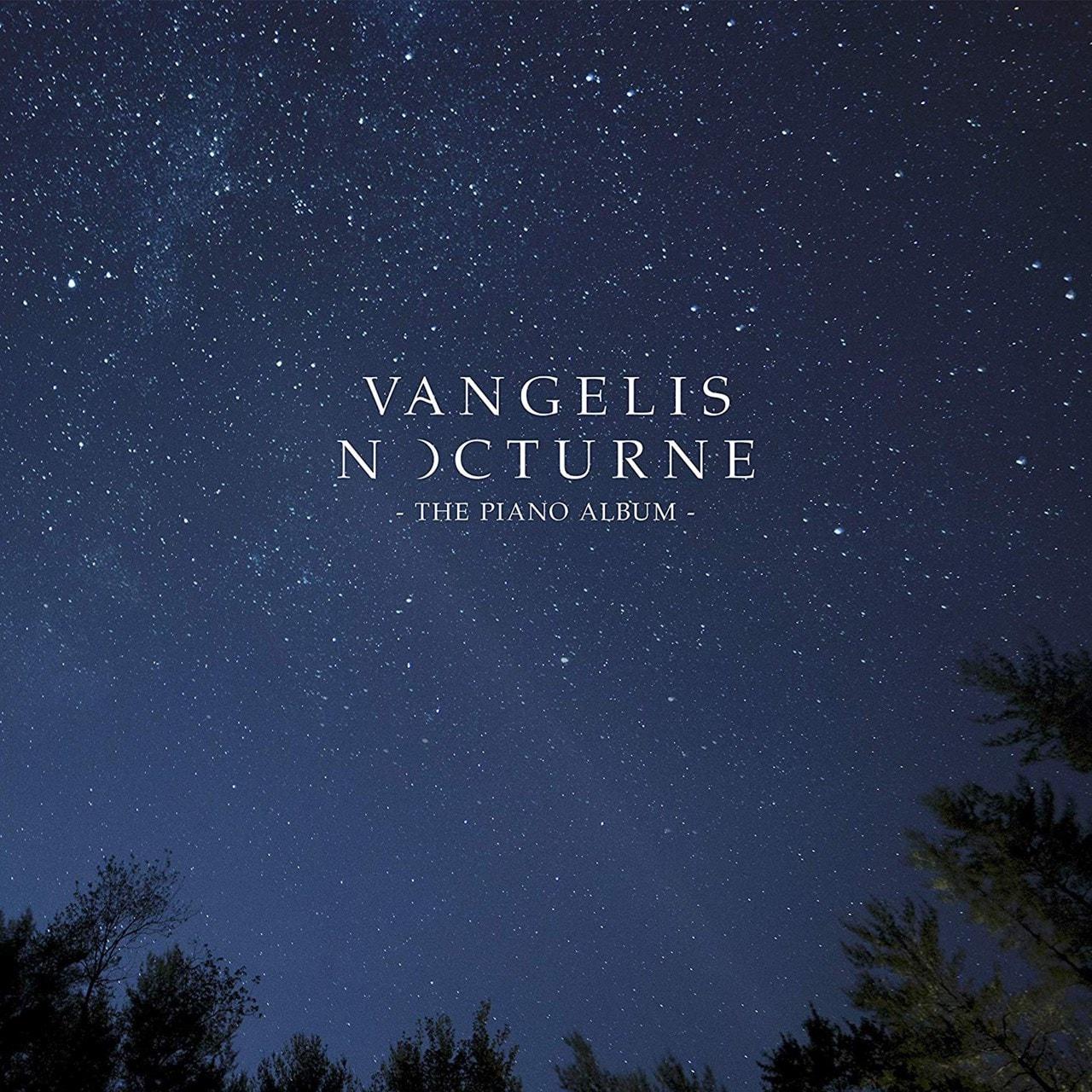 Nocturne: The Piano Album - 1