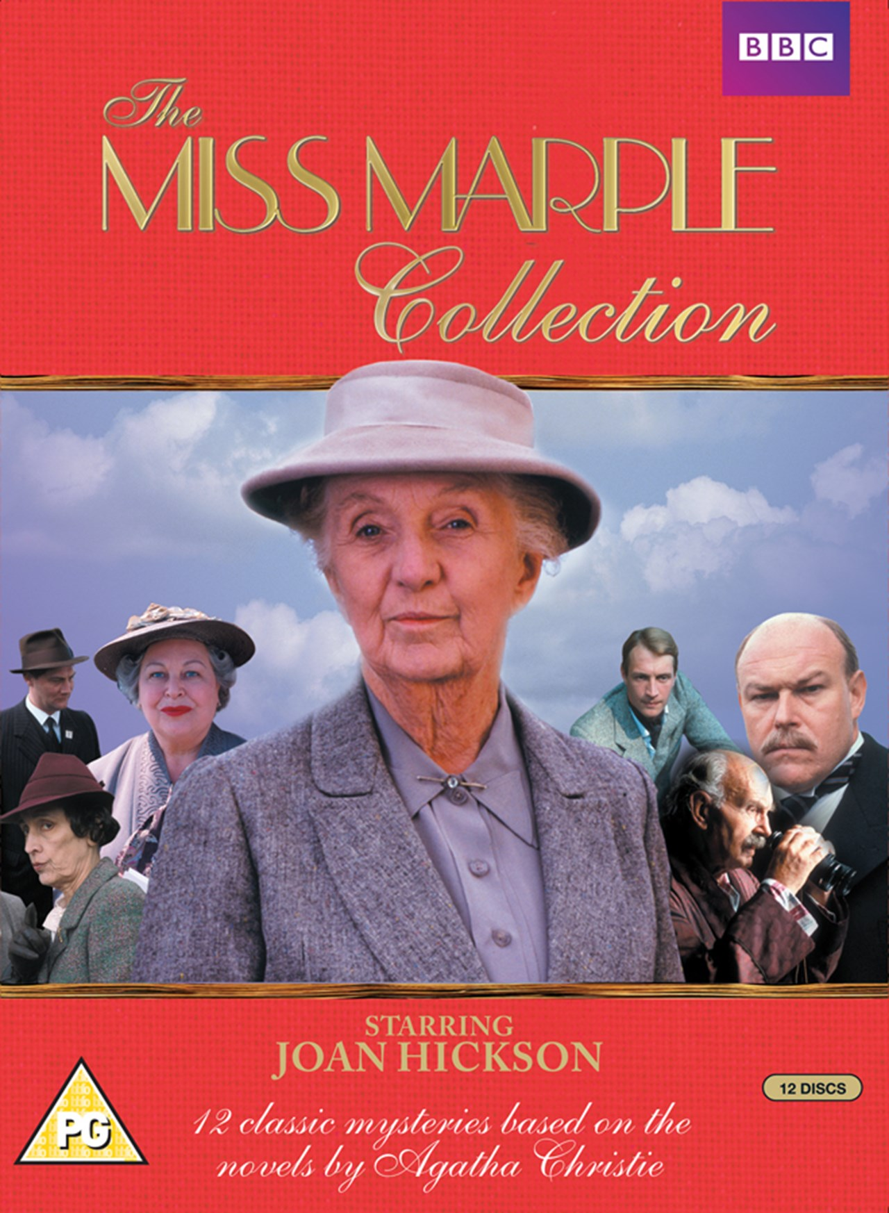 Agatha Christie's Miss Marple: The Collection - 1