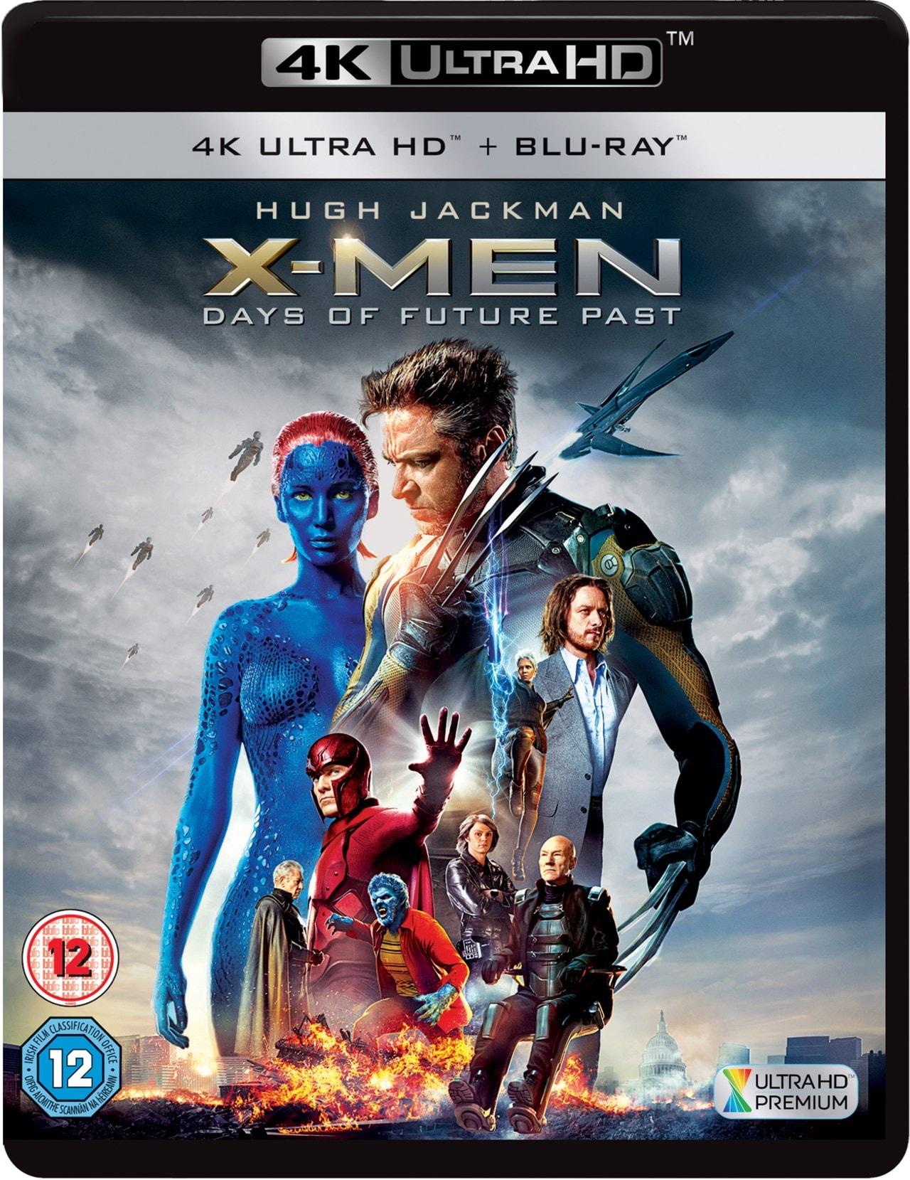 X-Men: Days of Future Past - 1