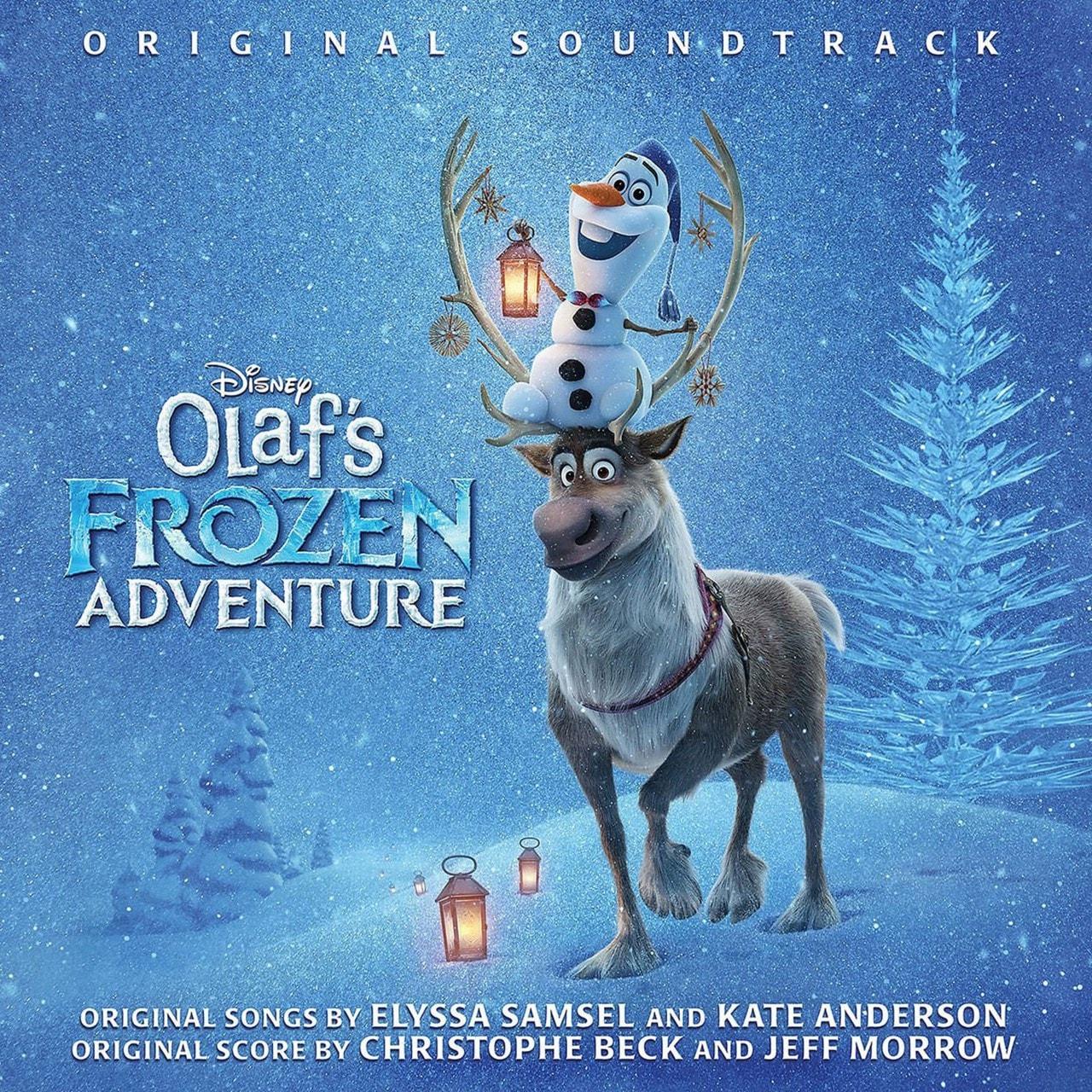 Olaf's Frozen Adventure - 1
