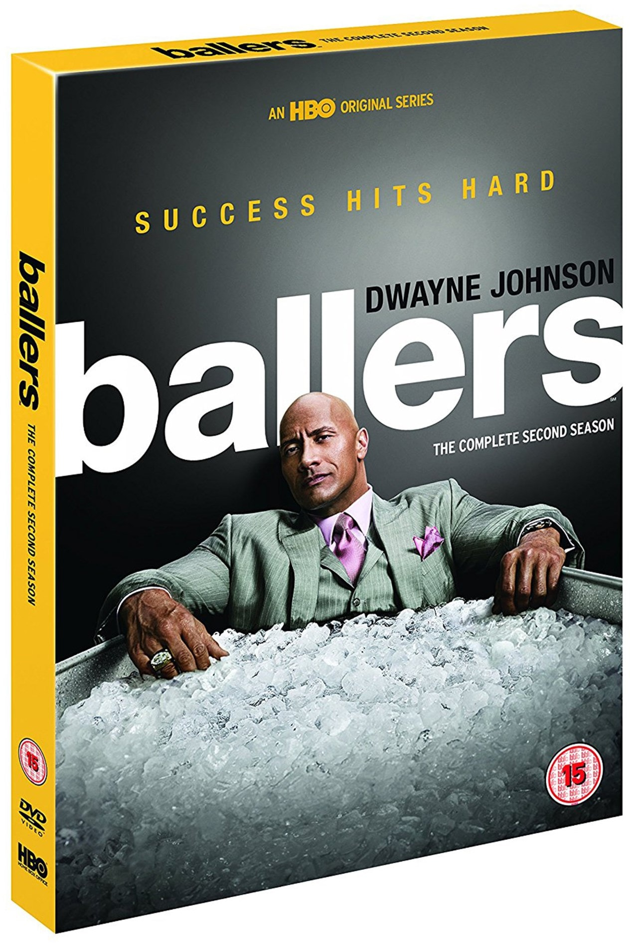 Ballers: The Complete Second Season - 2