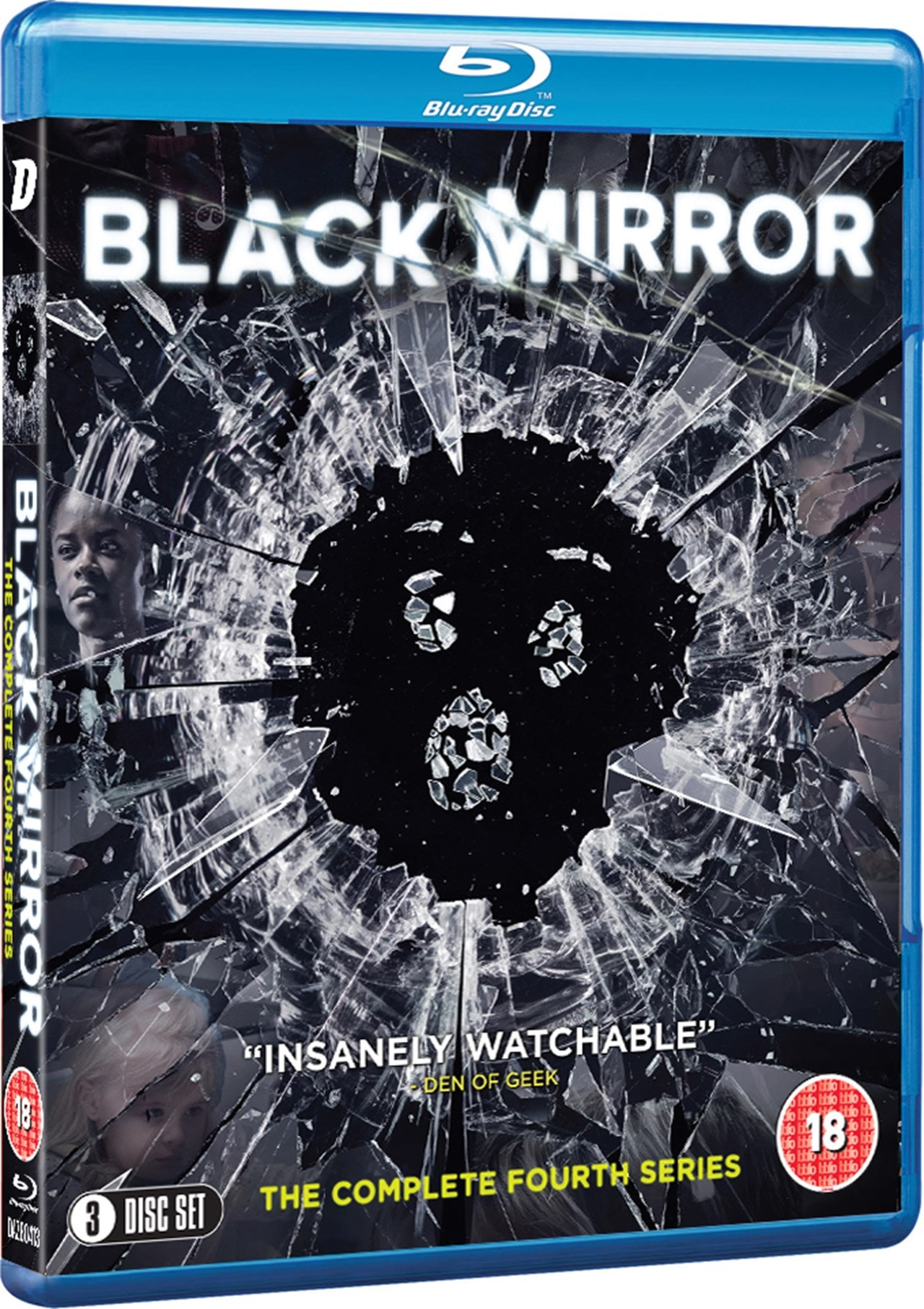Black Mirror: The Complete Fourth Series - 2