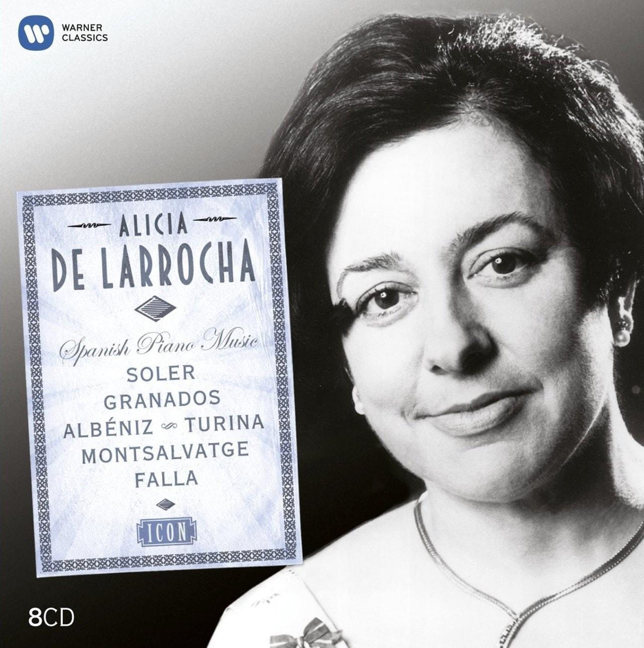 Alicia De Larrocha: Complete EMI Recordings - 1
