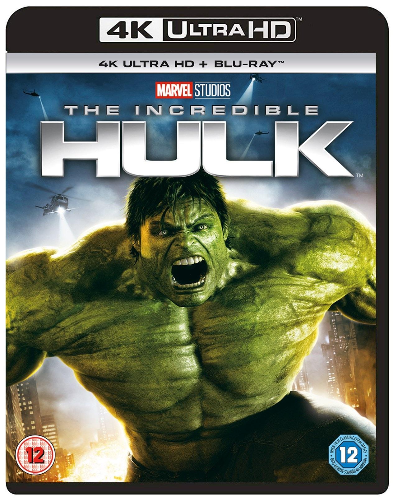 The Incredible Hulk - 1
