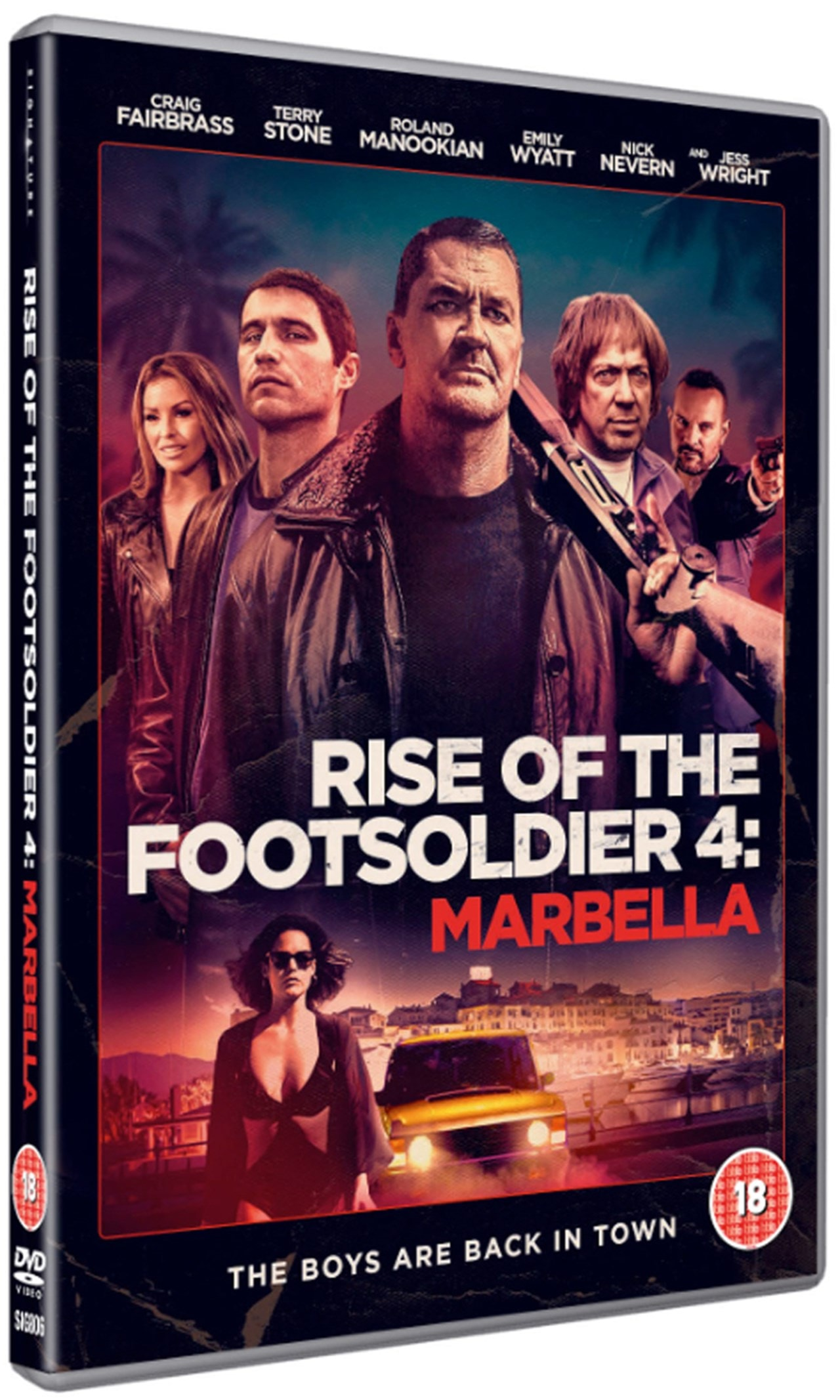 Rise of the Footsoldier 4 - Marbella - 2