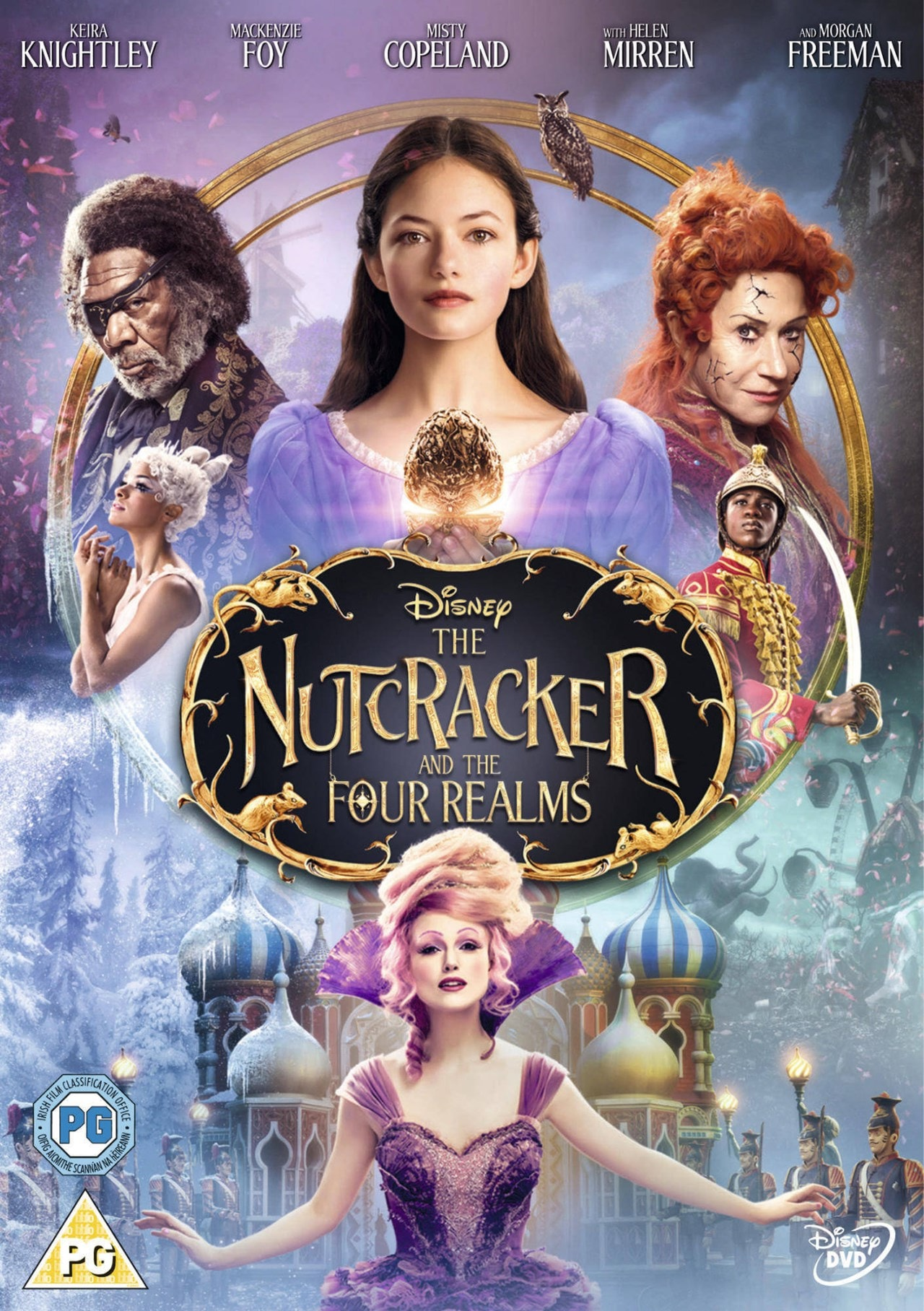 The Nutcracker and the Four Realms - 1