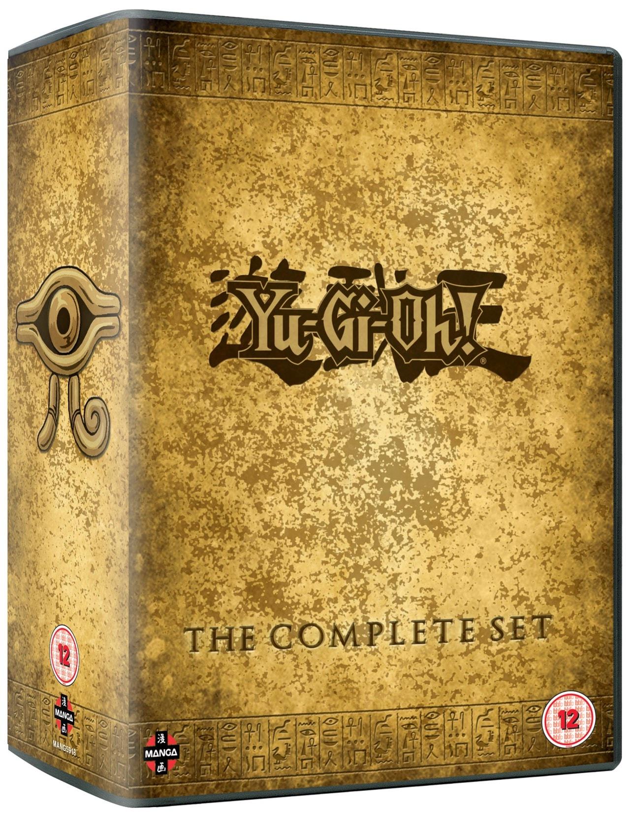 Yu Gi Oh: The Complete Seasons 1-5 - 2