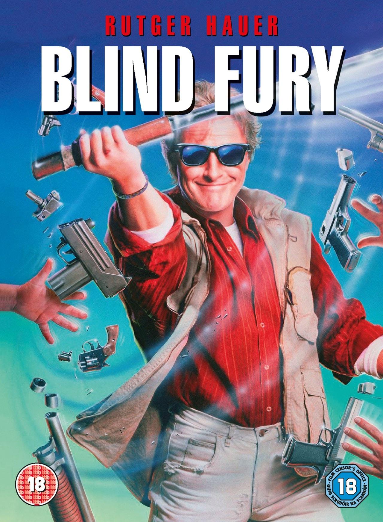Blind Fury - 1