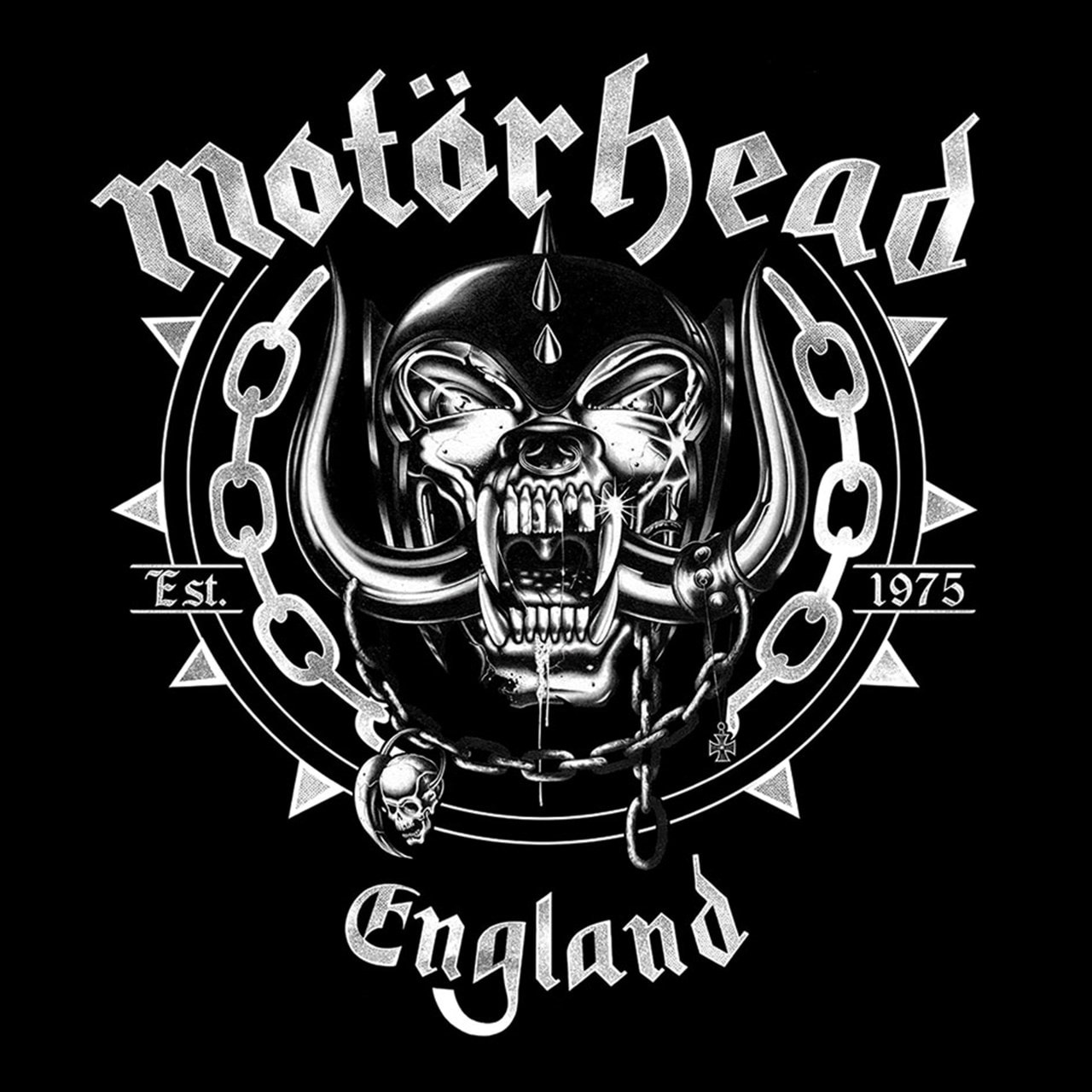 Motorhead: England Canvas Print - 1