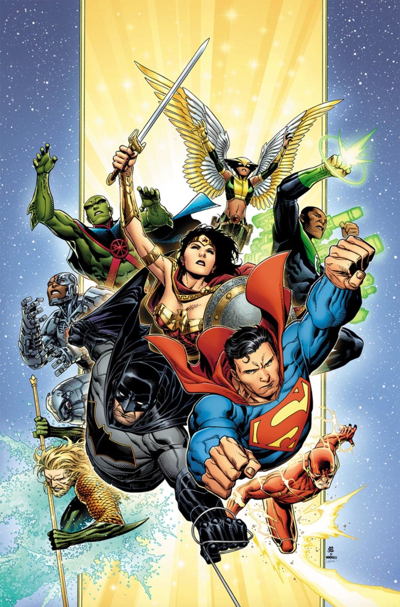 Justice League: Volume 1 - 1