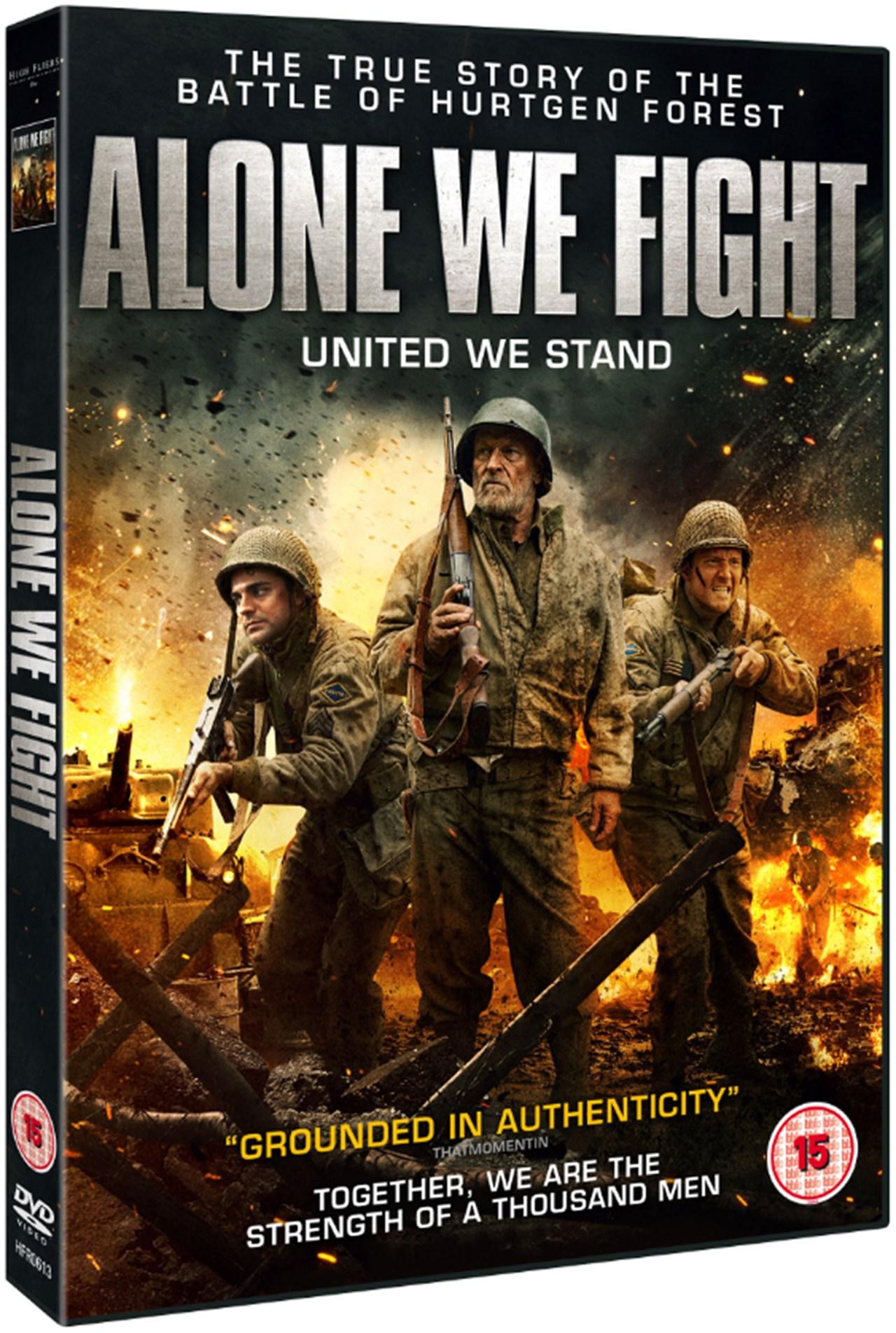 Alone We Fight - 2