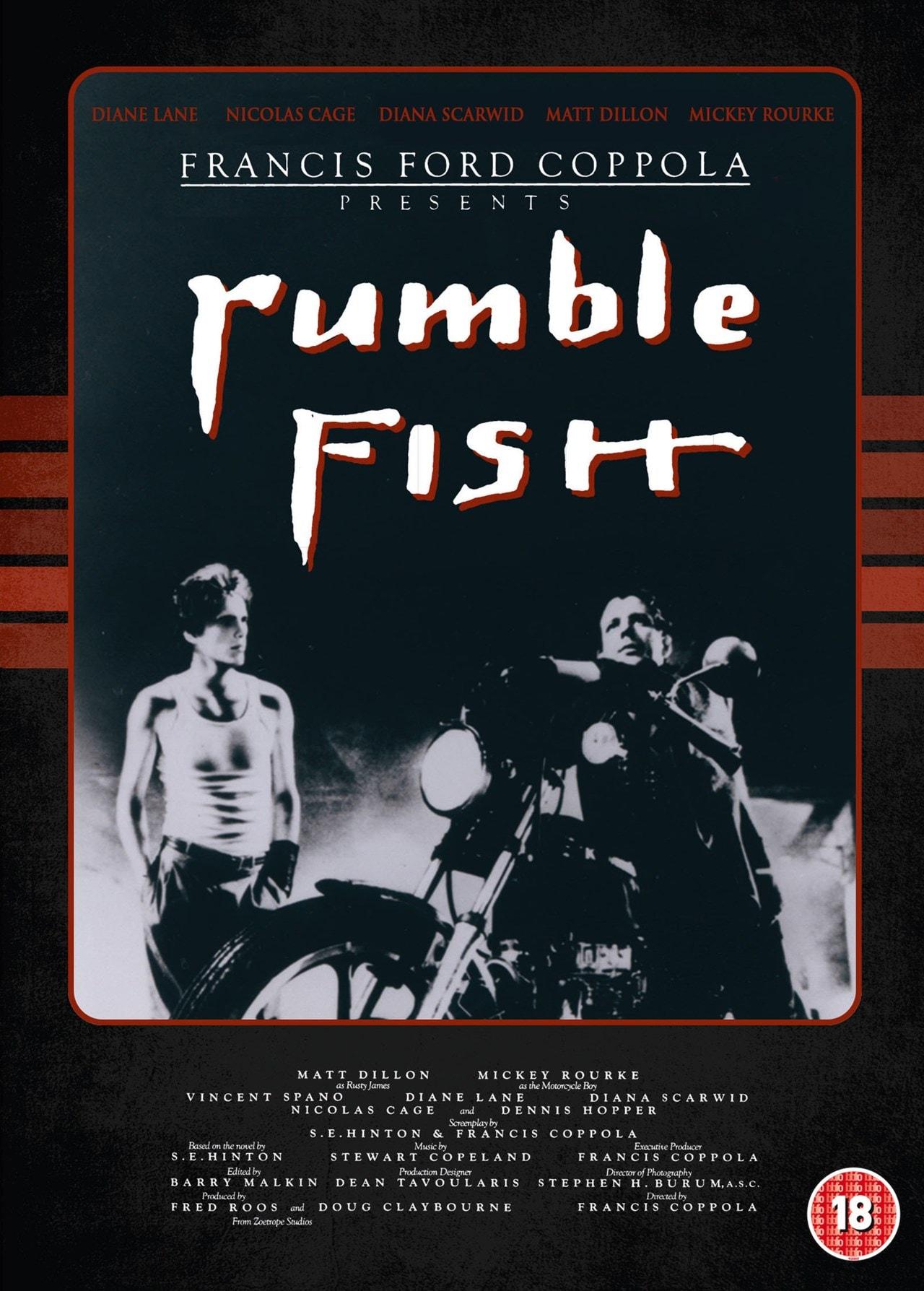 Rumble Fish - Retro Classics (hmv Exclusive) - 1