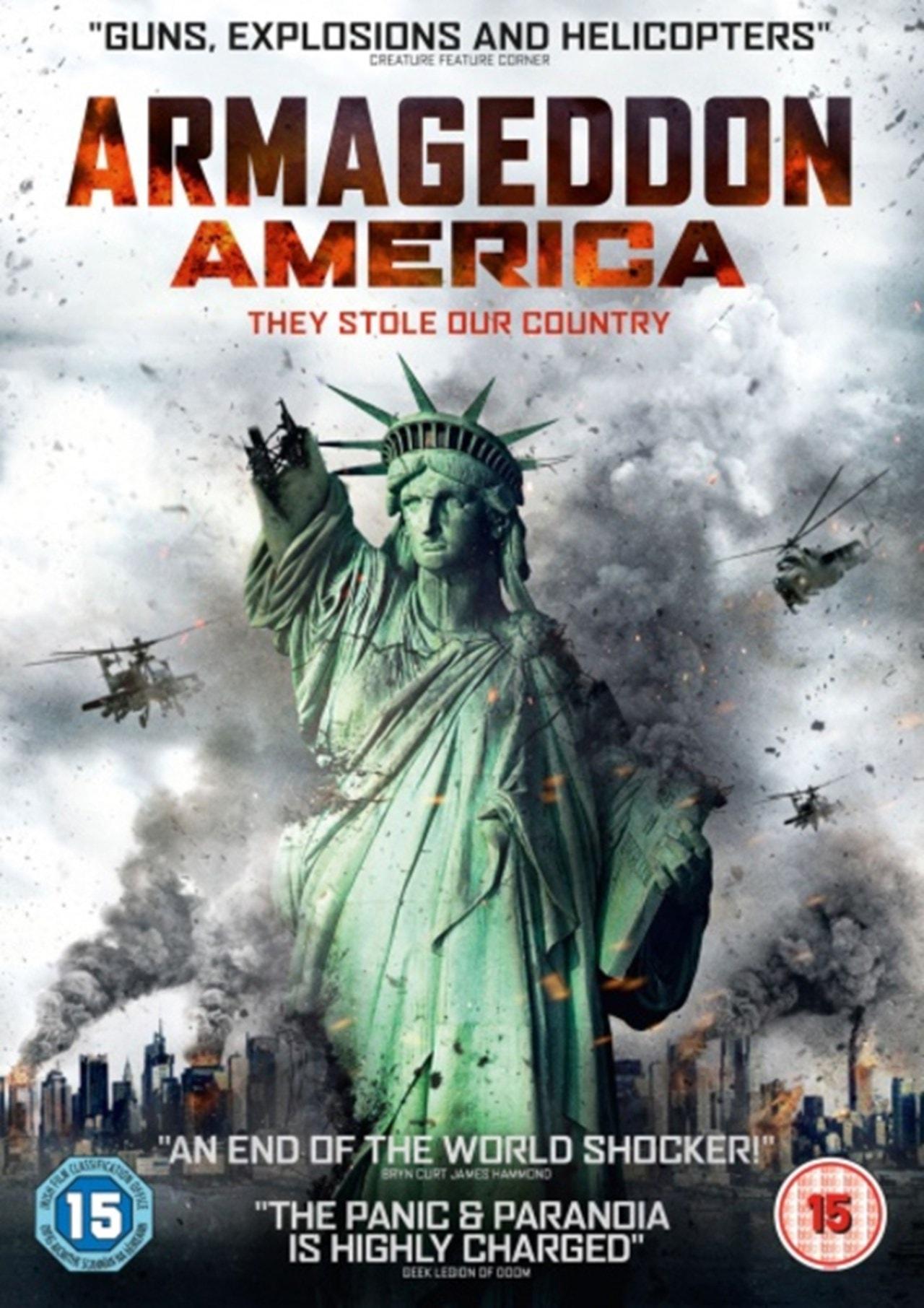 Armageddon America - 1