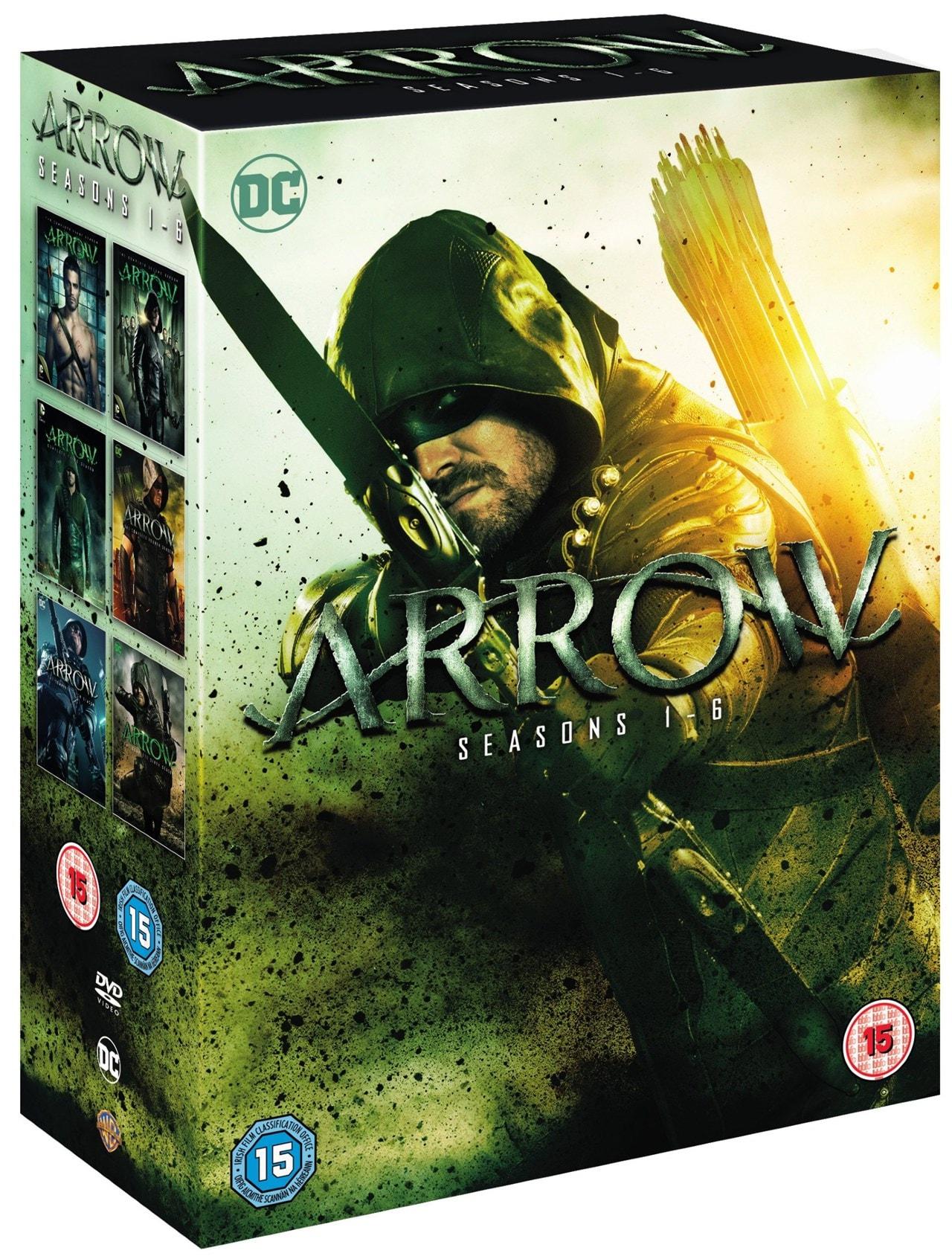 Arrow: Seasons 1-6 - 2