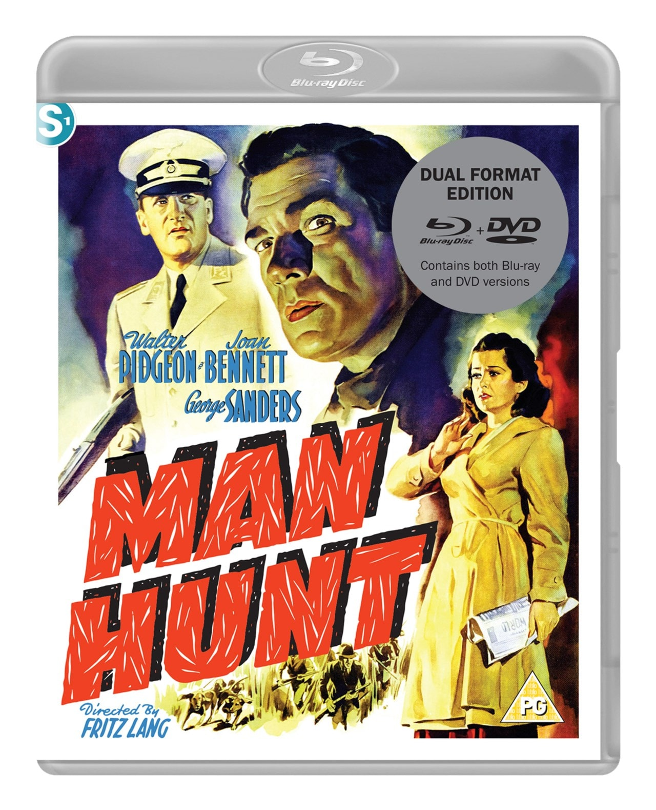 Man Hunt - 1