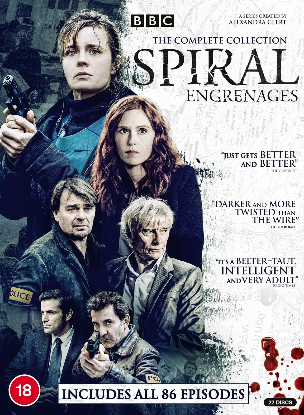 Spiral: The Complete Collection - 1
