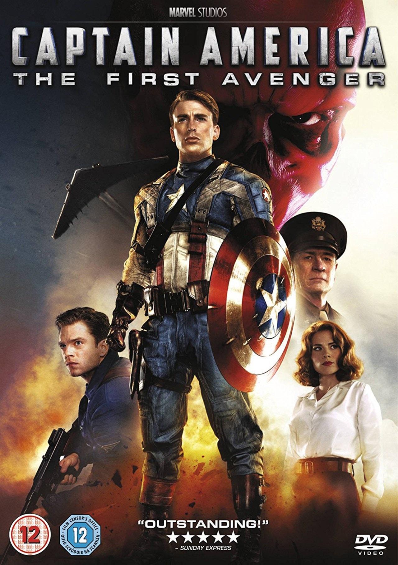 Captain America: The First Avenger - 3