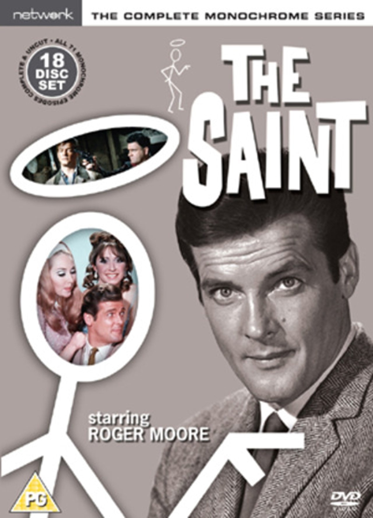 The Saint: The Monochrome Episodes - 1