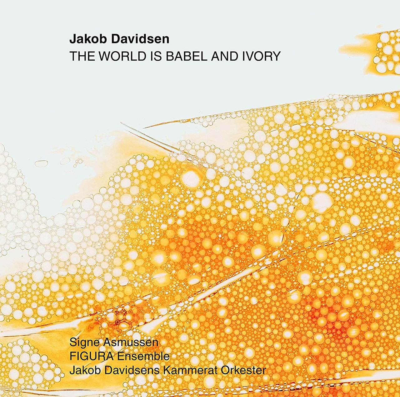Jakob Davidsen: The World Is Babel and Ivory - 1