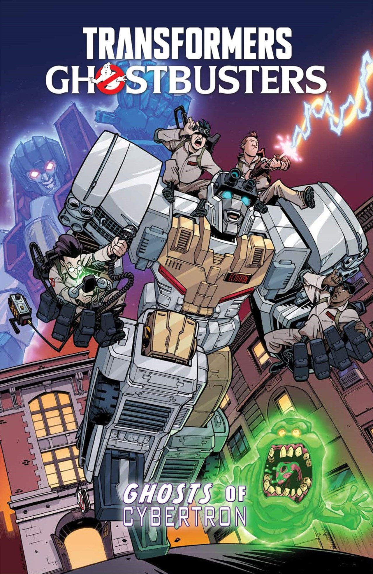 Transformers / Ghostbusters: Ghosts Of Cybertron - 1