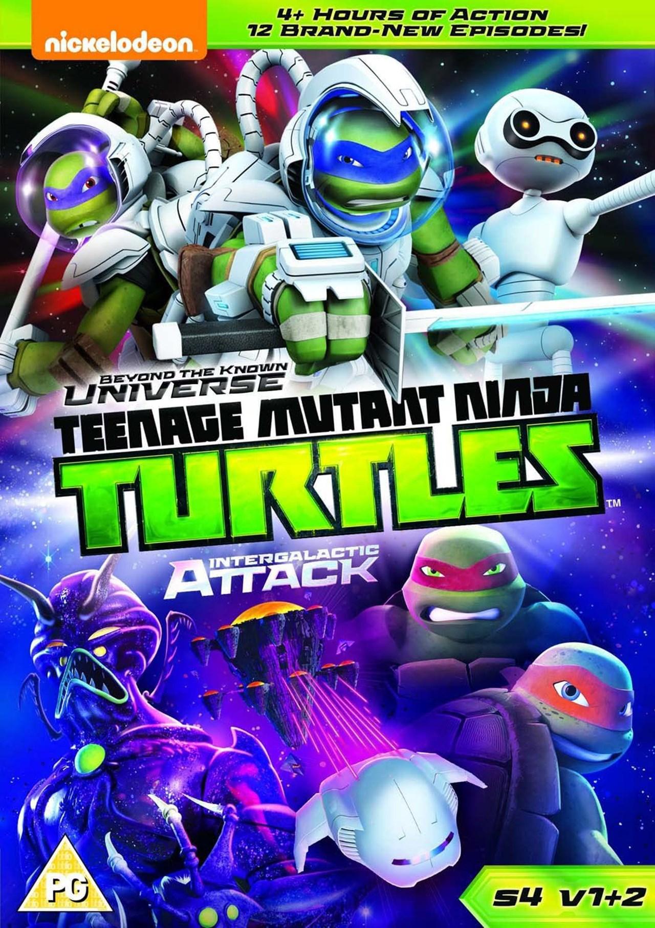 Teenage Mutant Ninja Turtles: Beyond the Known Universe/Inter... - 1