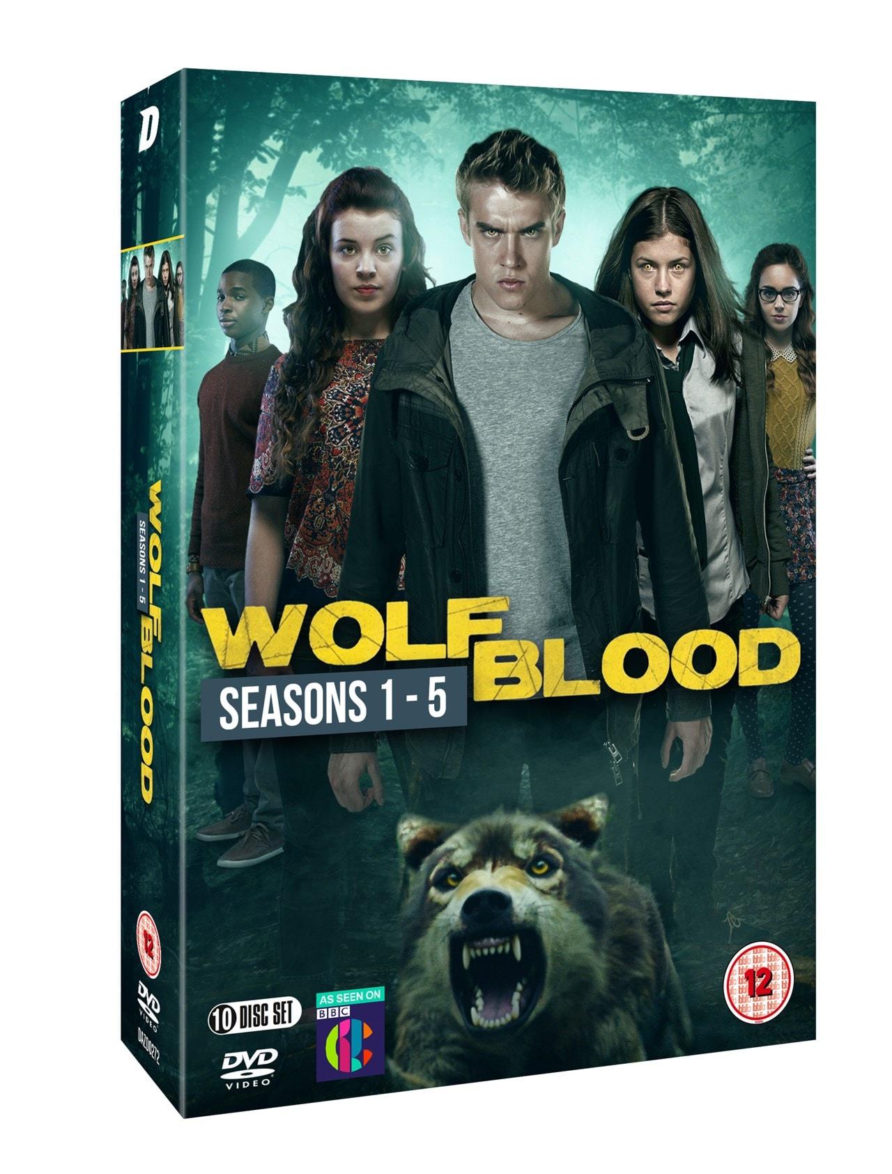 Wolfblood: Seasons 1-5 - 2