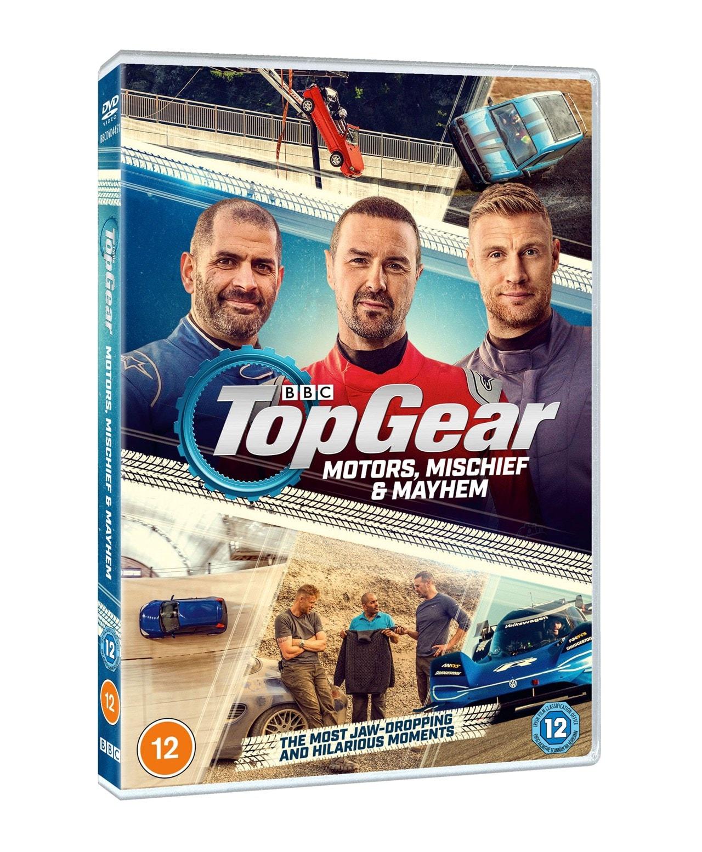 Top Gear: Motors, Mischief & Mayhem - 2