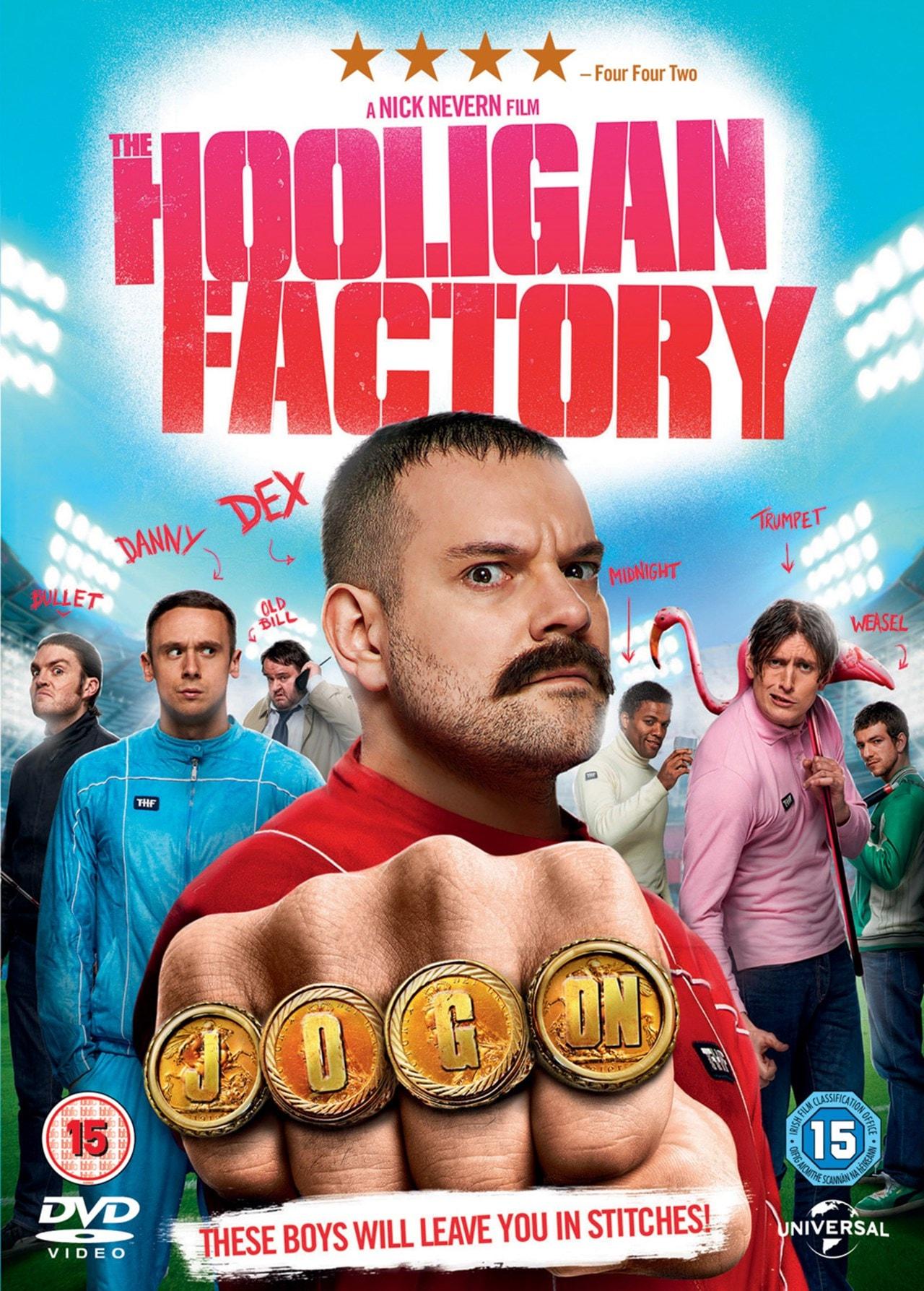 The Hooligan Factory - 1