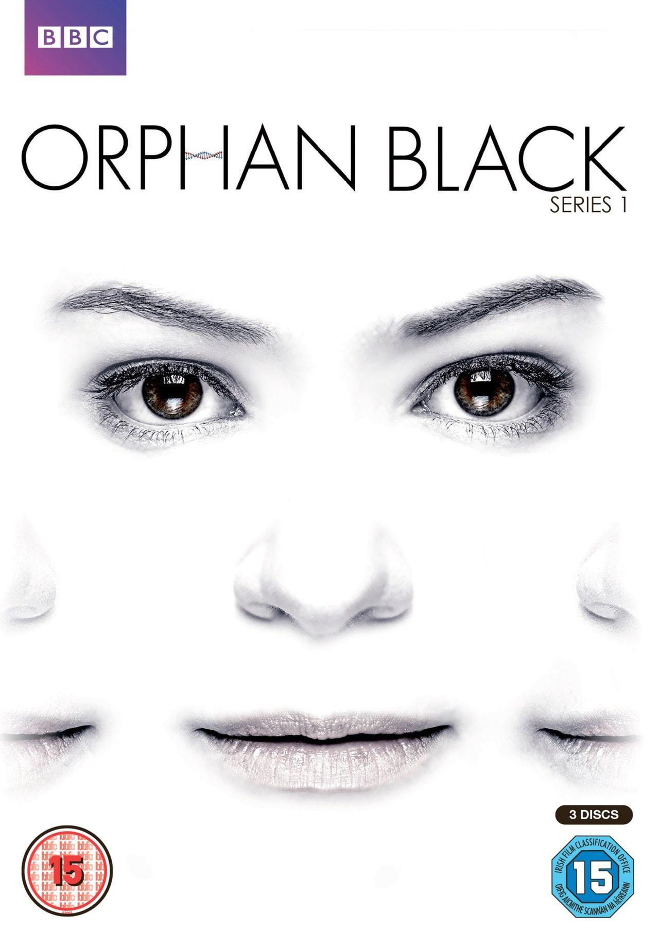Orphan Black: Series 1 - 1