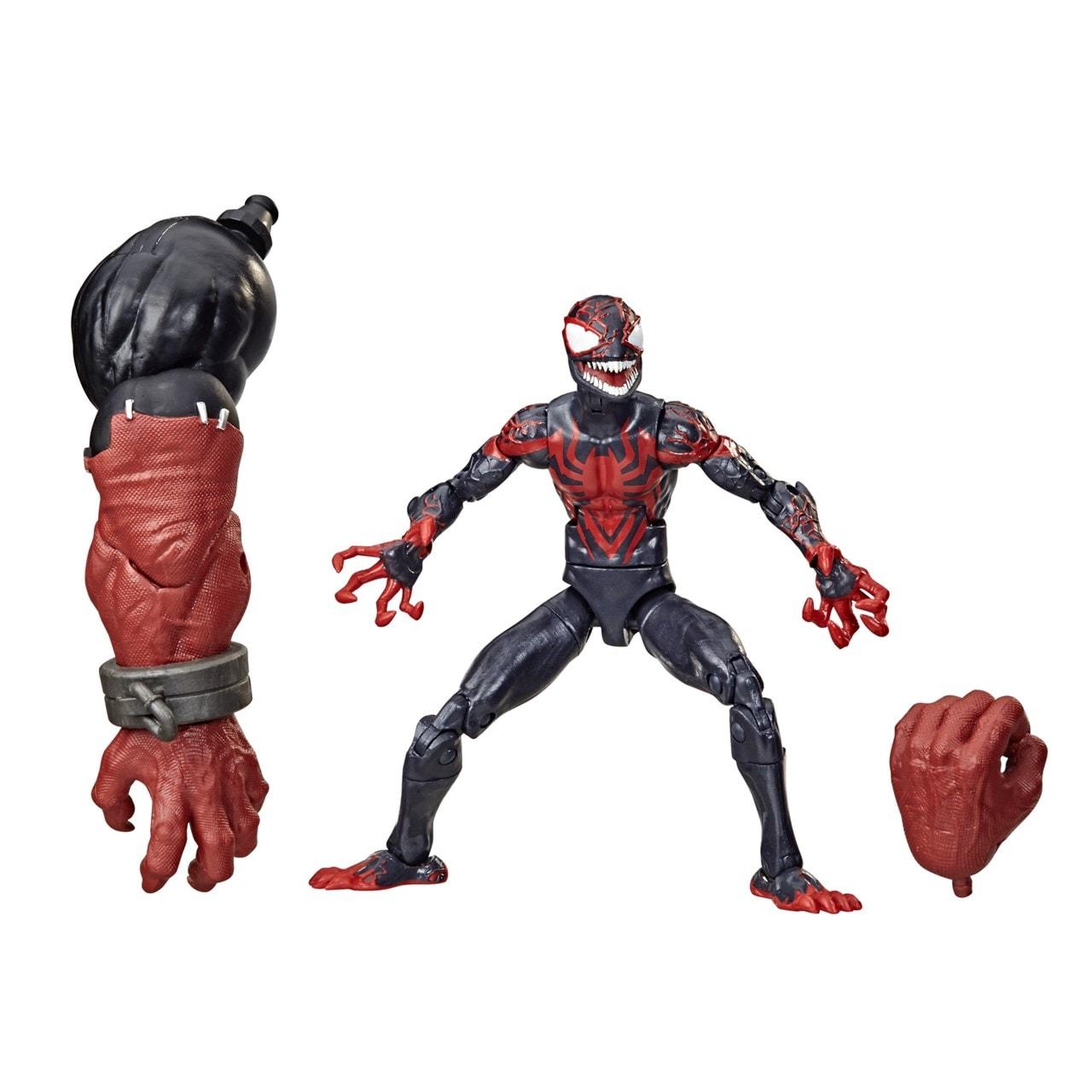 Marvel Legends: Miles Morales (Venom) Action Figure - 1