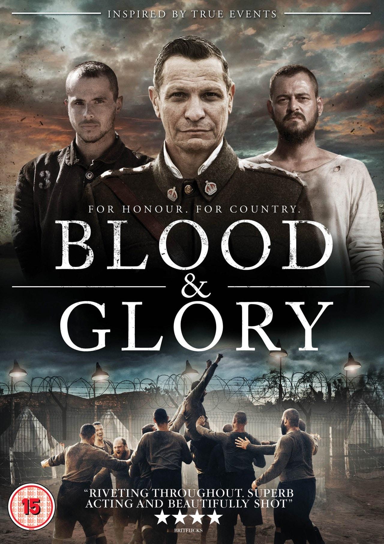 Blood & Glory - 1