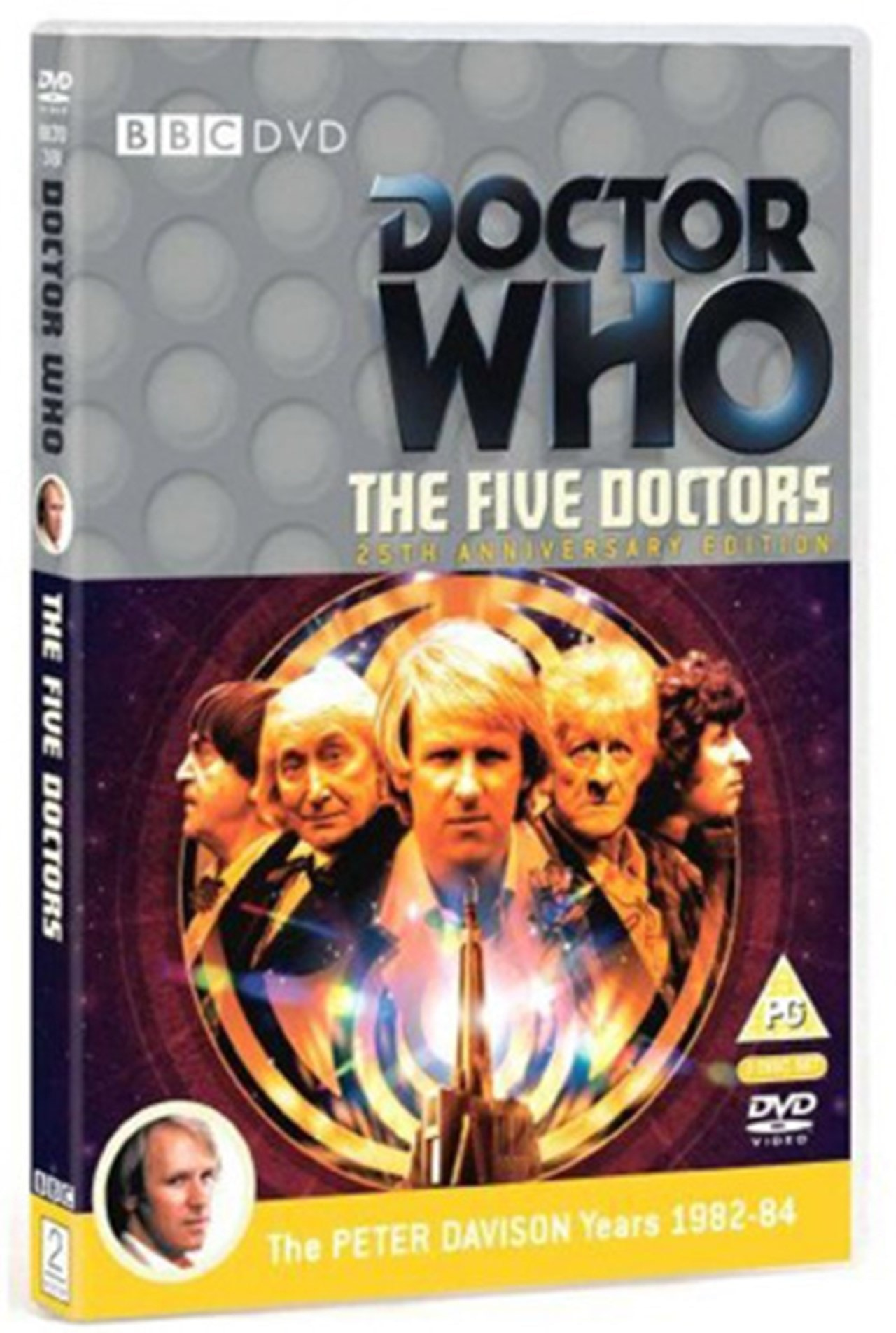 Doctor Who: The Five Doctors (Anniversary Edition) - 1