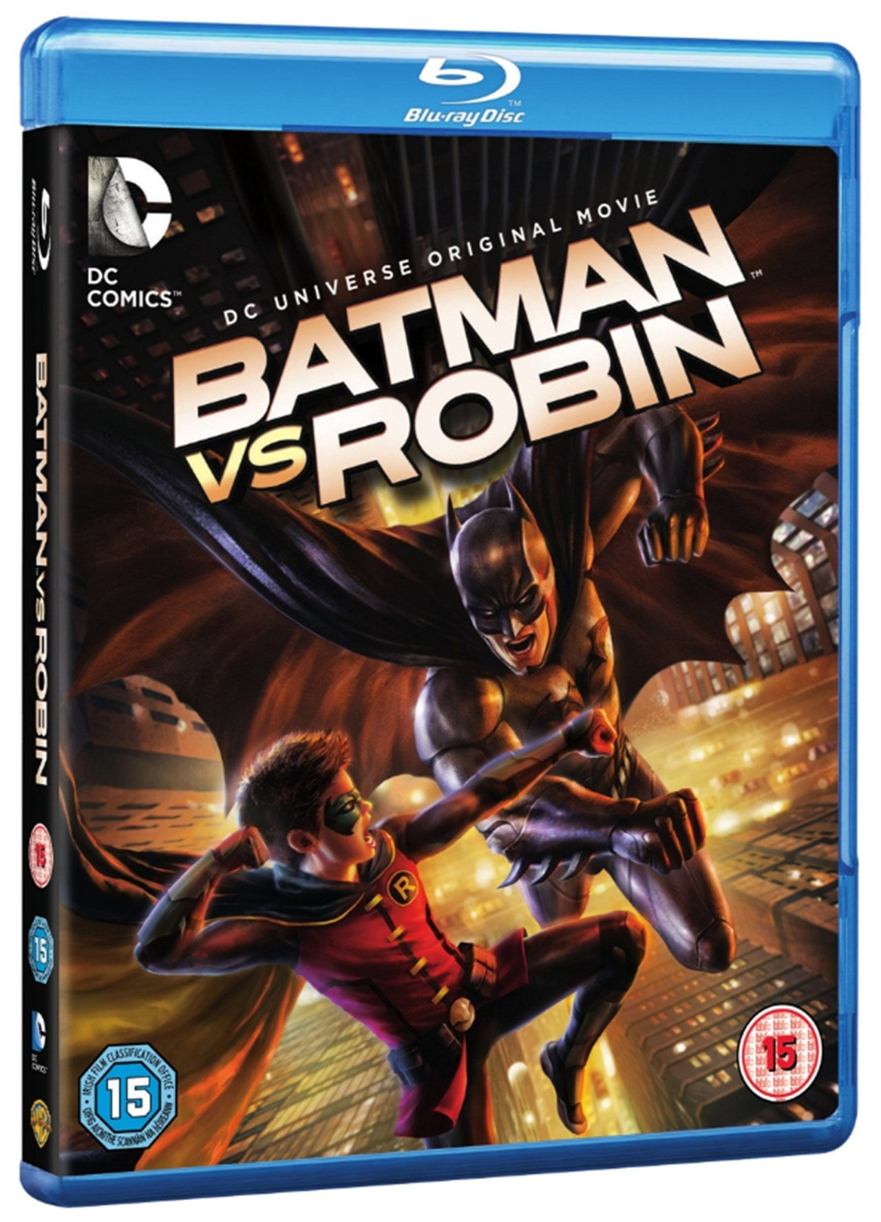 Batman Vs Robin - 2
