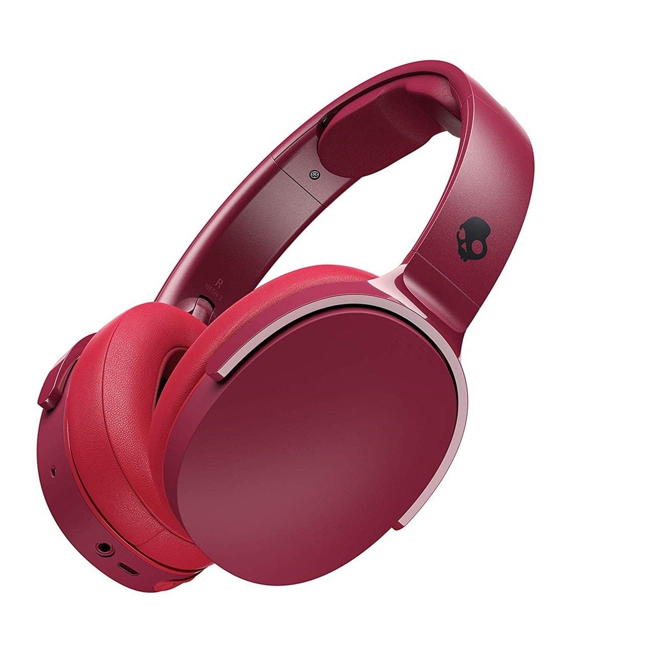 Skullcandy Hesh 3 Moab Red Bluetooth Headphones - 2