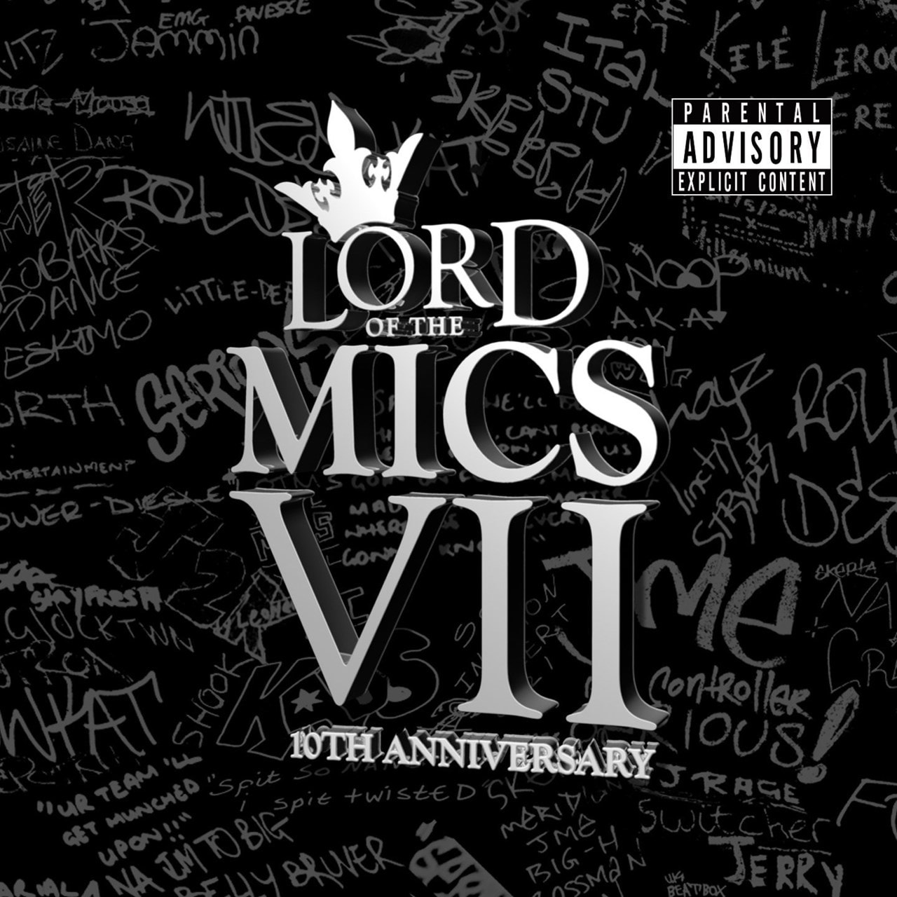 Lord of the Mics - Volume VII - 1