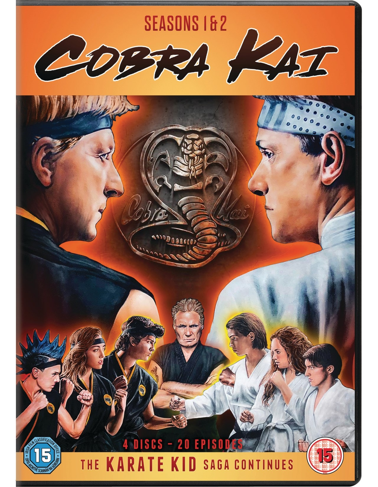 Cobra Kai: Season 1 & 2 - 1