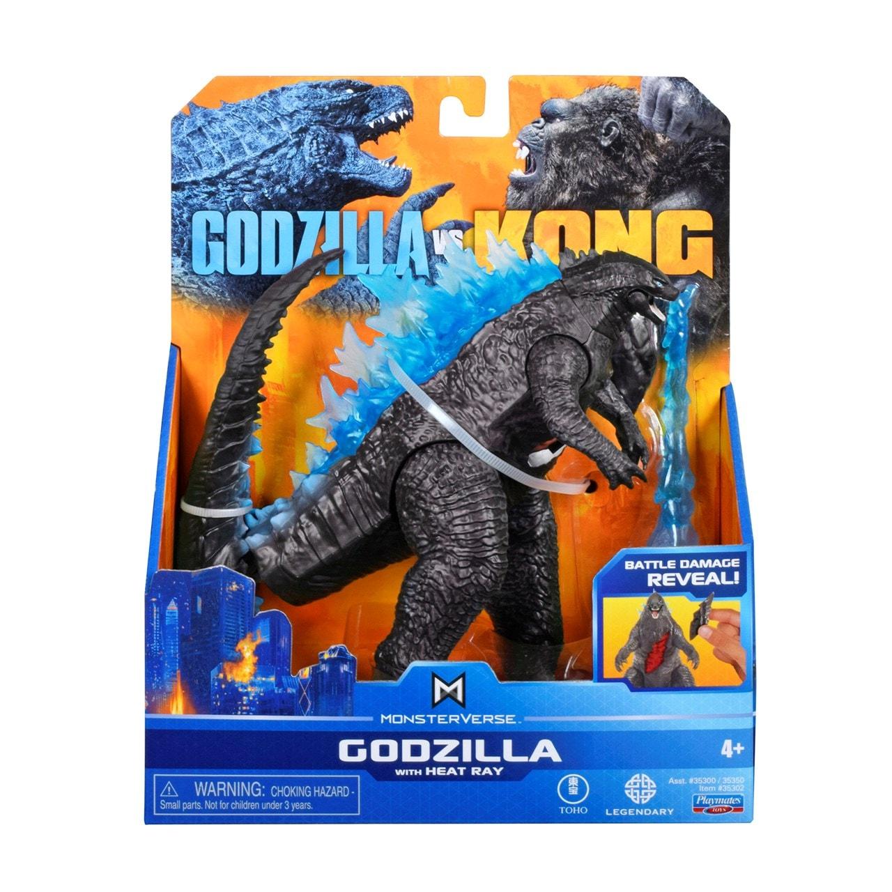 Monsterverse Godzilla vs Kong: Godzilla Heat Wave Action Figure - 4