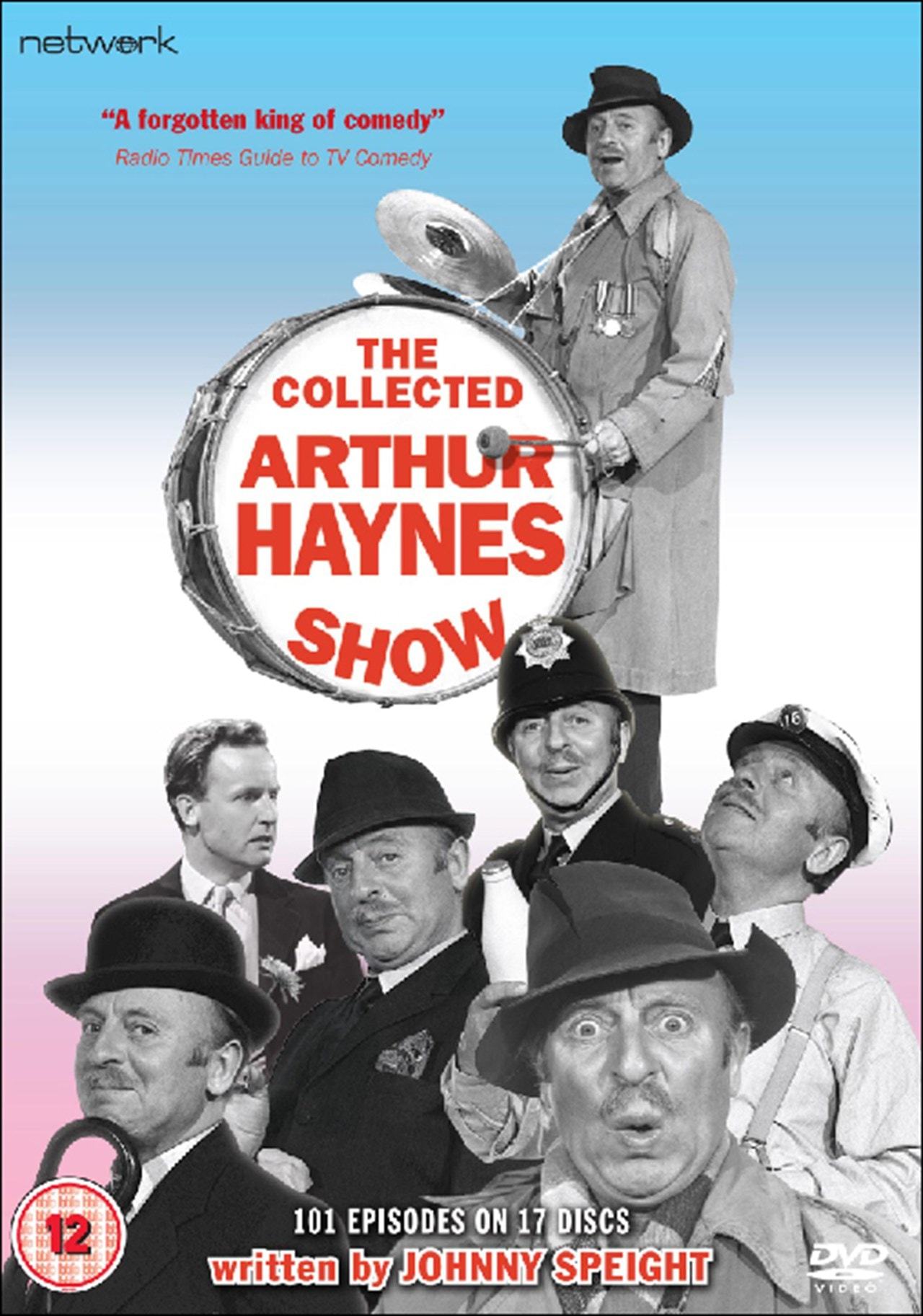 The Collected Arthur Haynes Show - 1