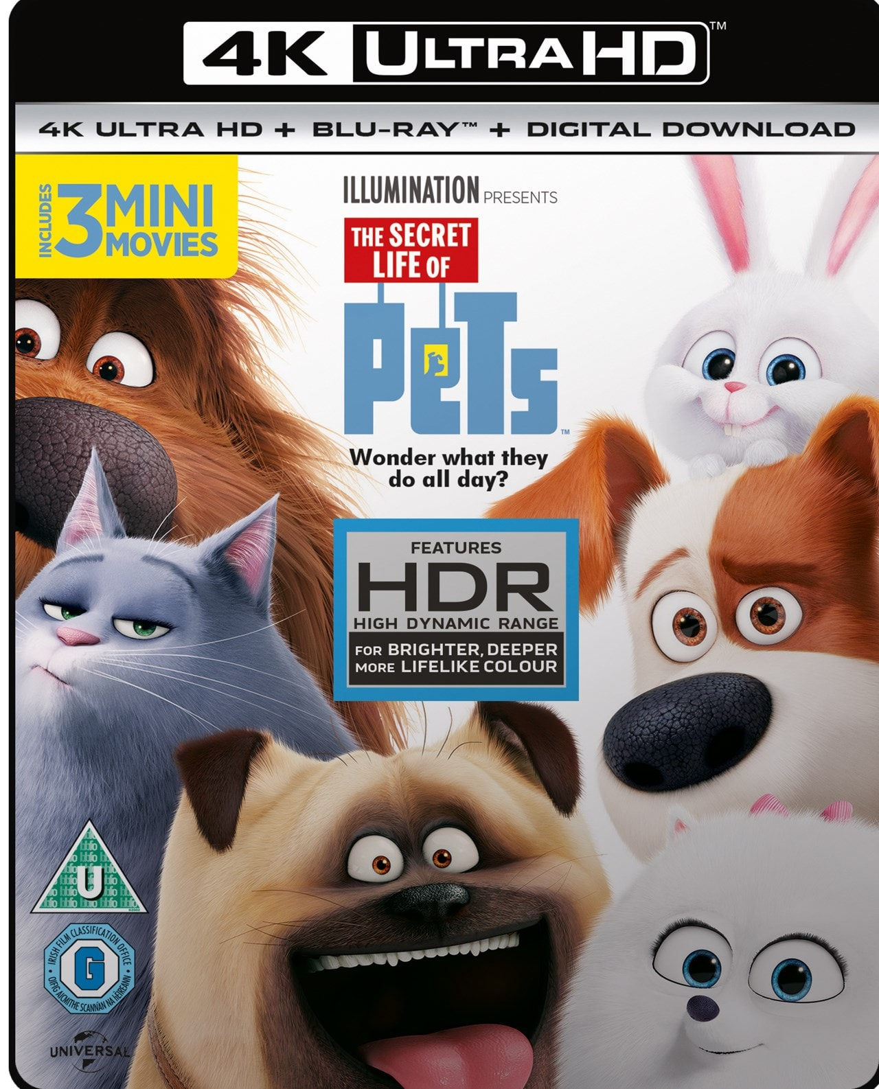 The Secret Life of Pets - 1
